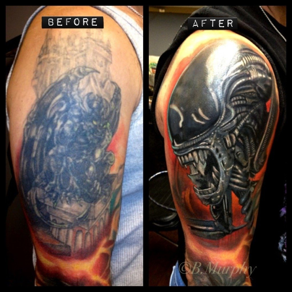 10 Fabulous Black Tattoo Cover Up Ideas cover up ideas for black tattoos images for tatouage 2 2020