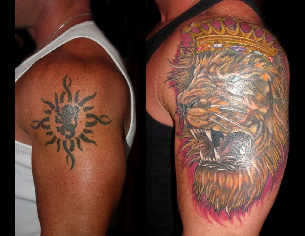 10 Stylish Large Tattoo Cover Up Ideas cover up tattoos tattoo ideas 10 2020