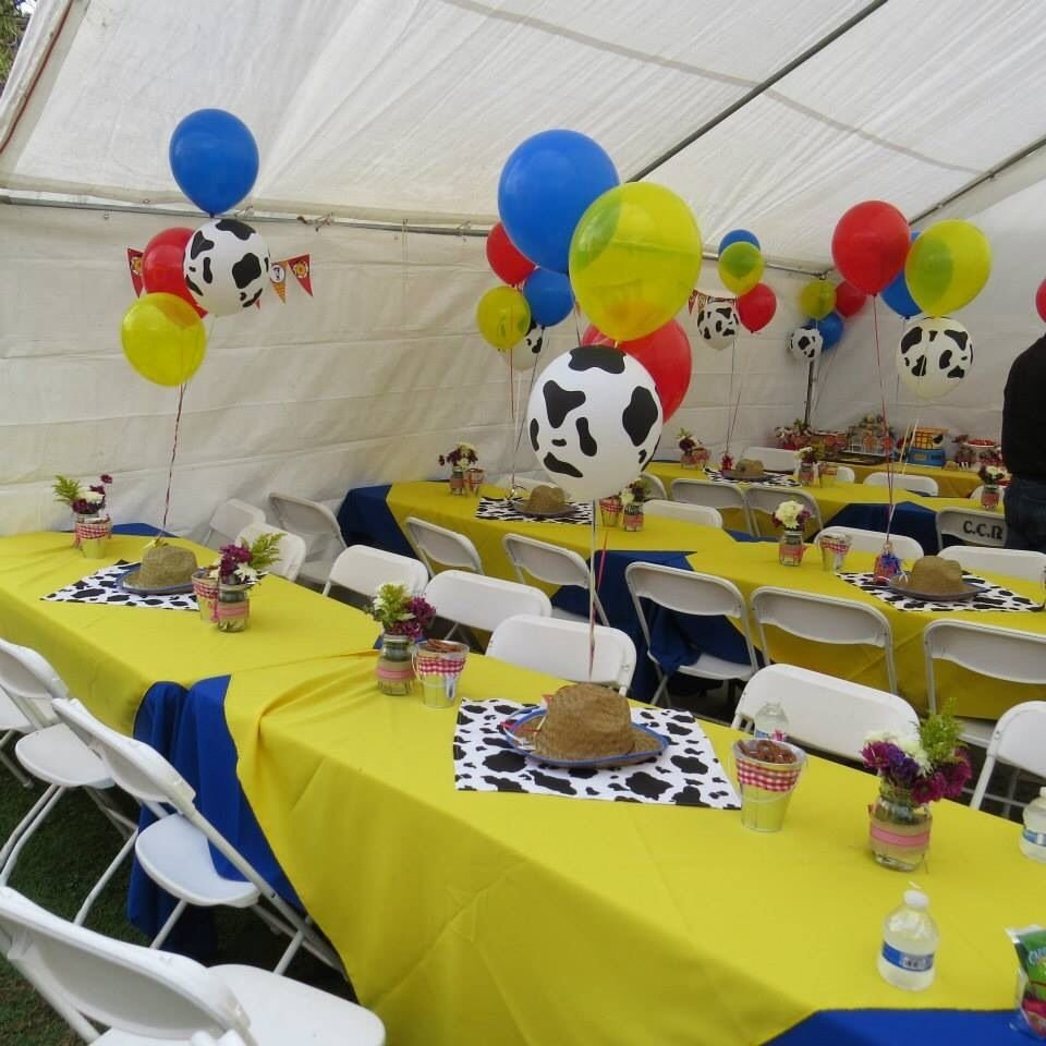 10 Spectacular Toy Story Birthday Party Ideas cowboy toy story party cowboy toy story party pinterest toy 2021