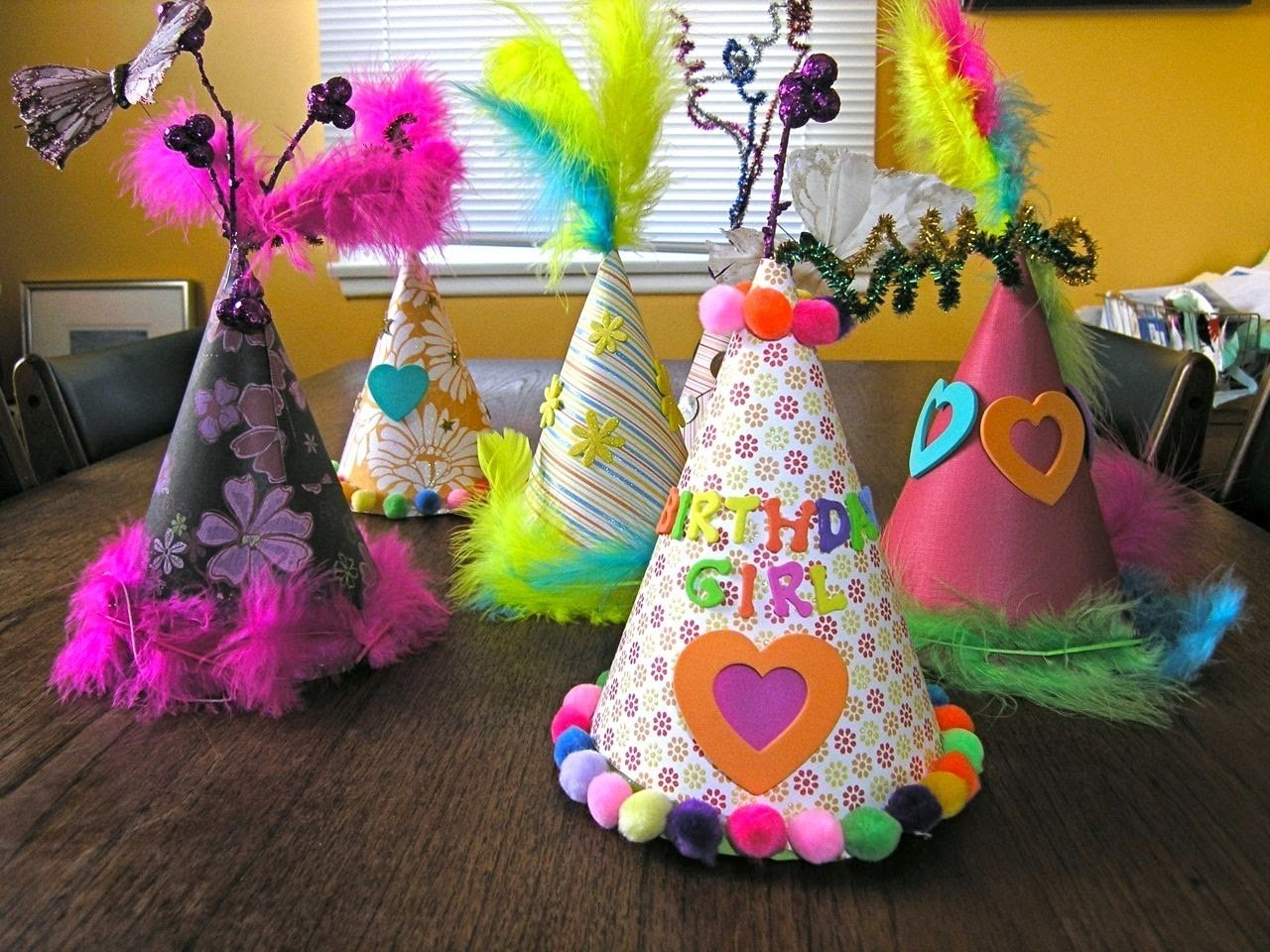 craft ideas for birthday parties - craftshady - craftshady