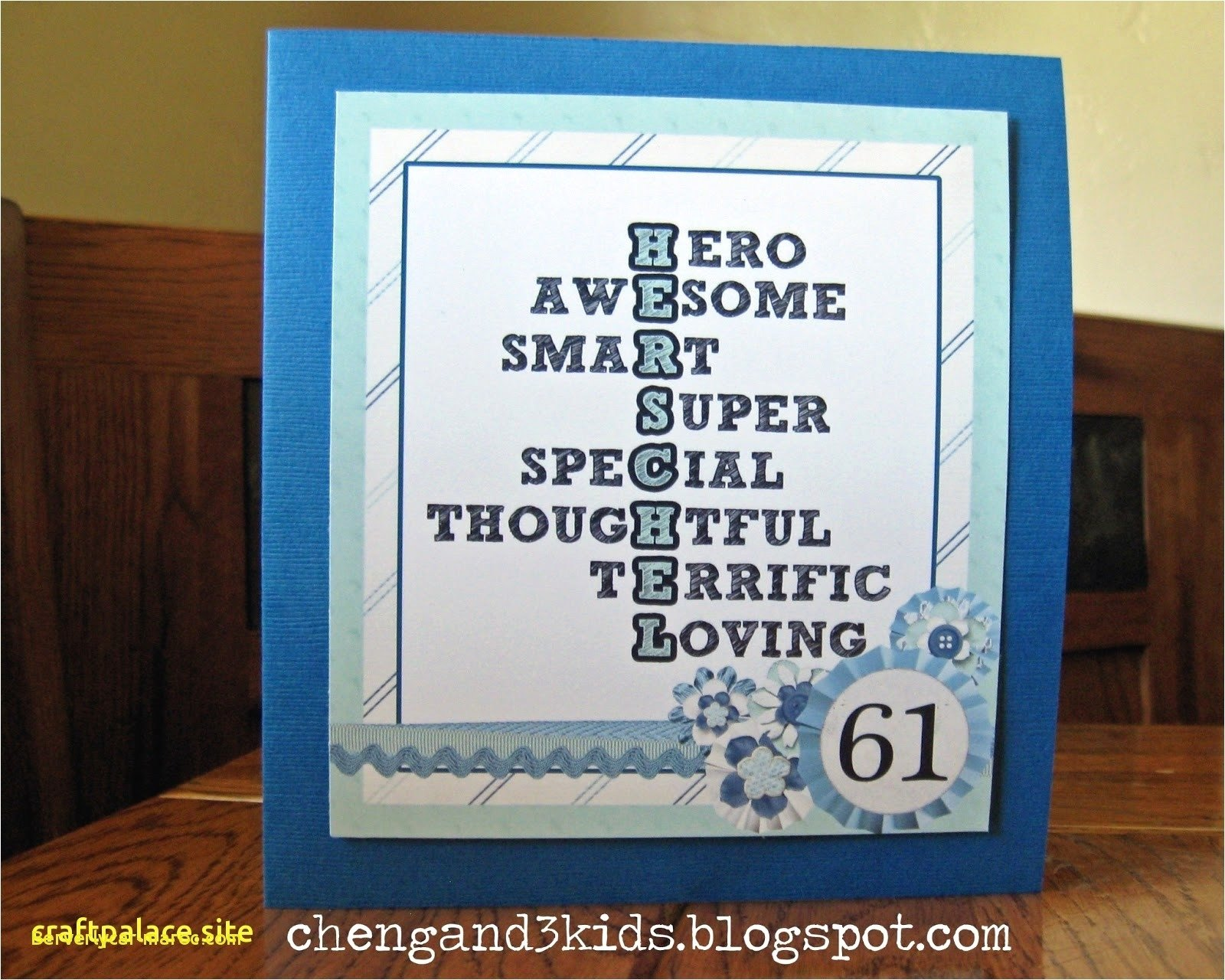 10 Cute Craft Ideas For Dads Birthday New Presents