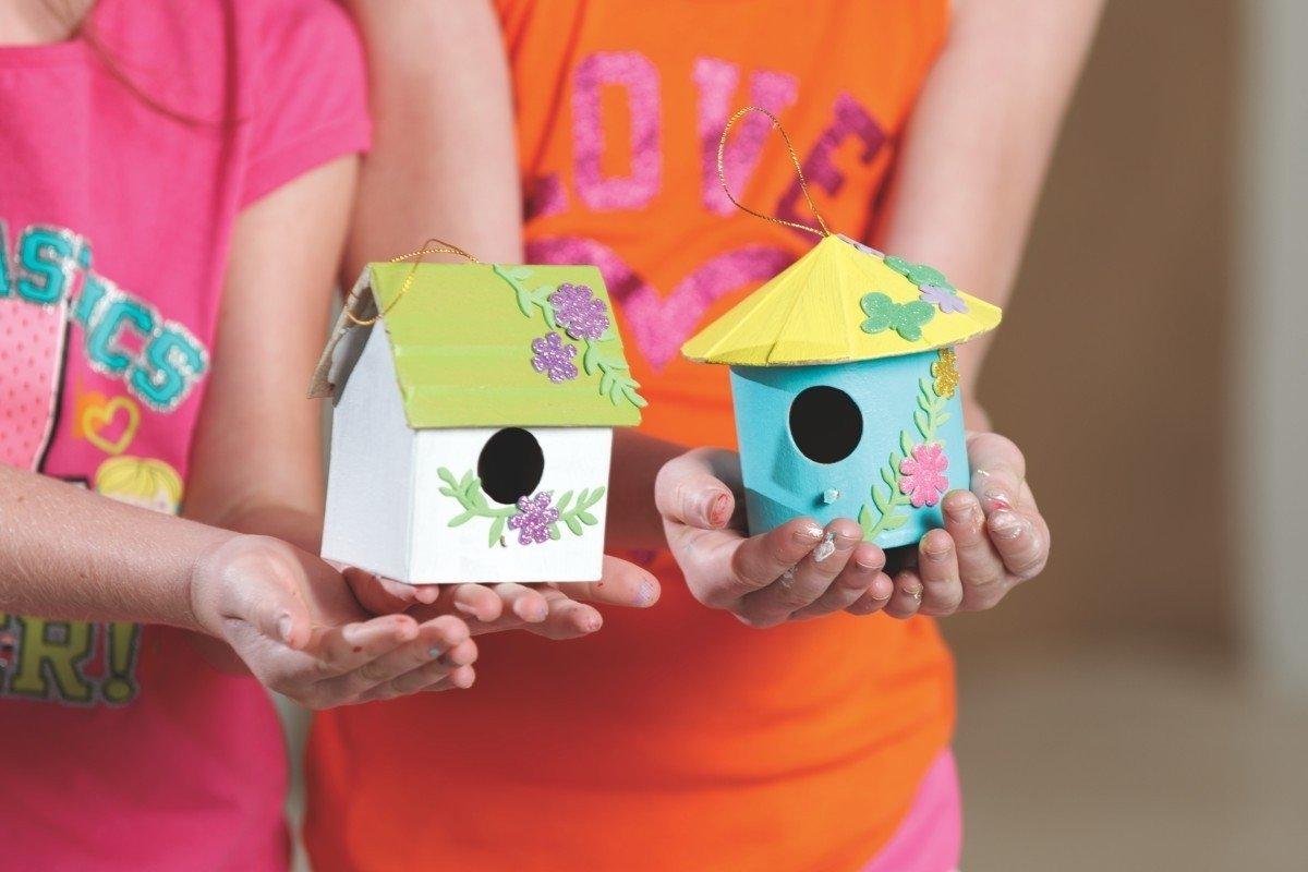 10 Trendy Summer Craft Ideas For Kids