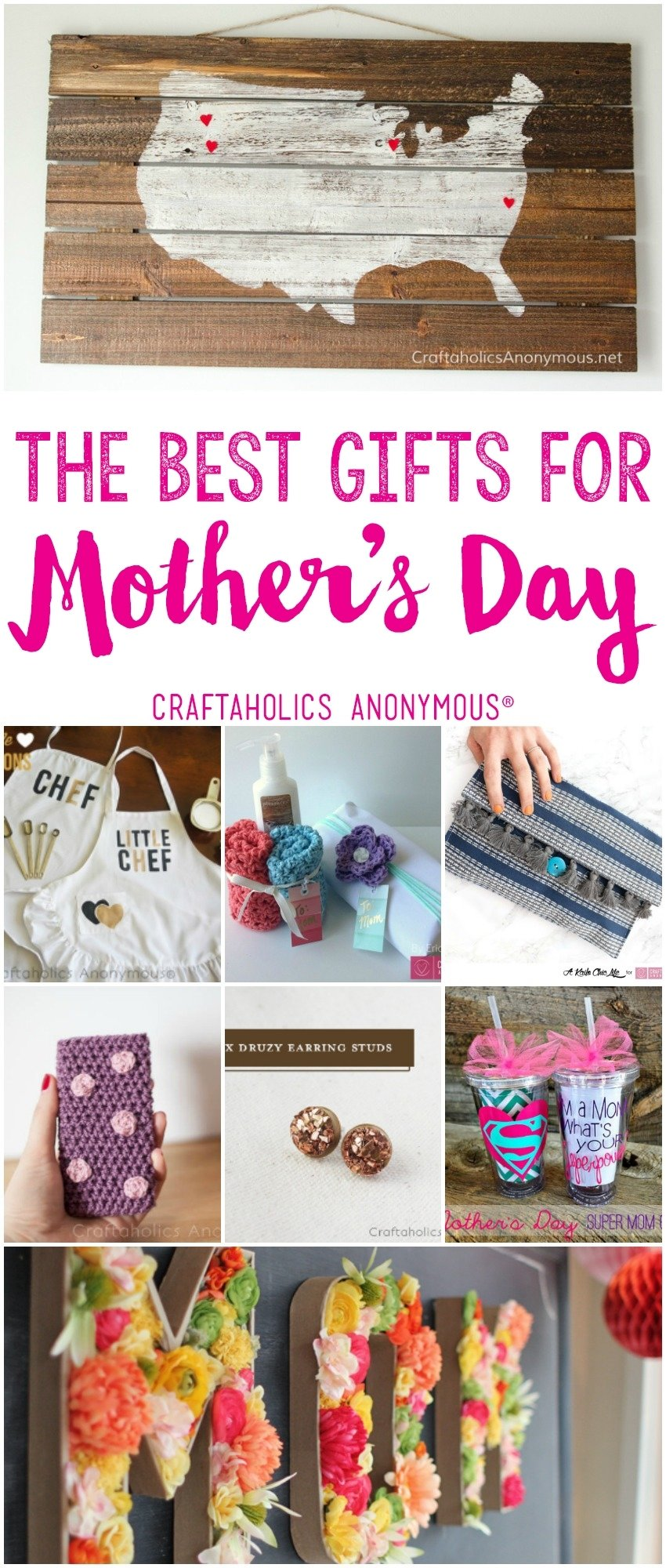 10 Elegant Good Mothers Day Gift Ideas craftaholics anonymous the best handmade mothers day gifts 1 2020