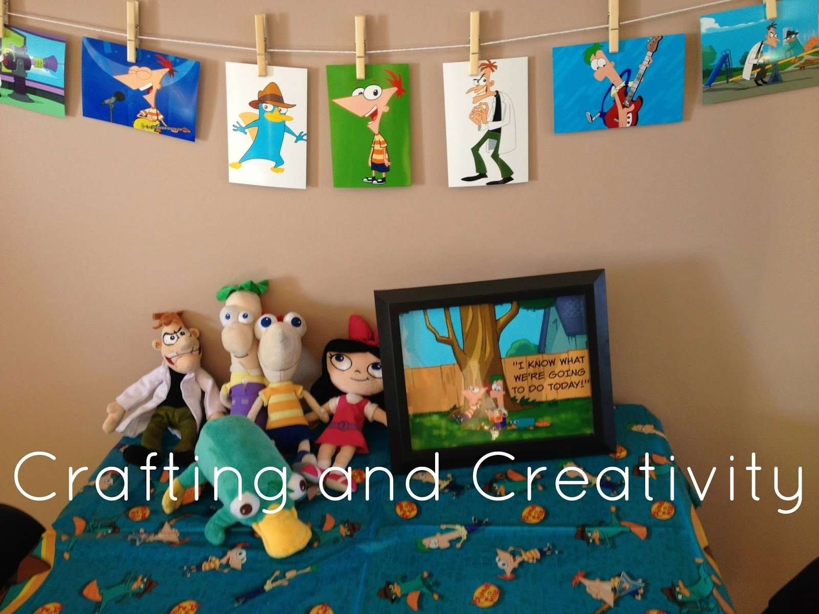 10 Most Popular Phineas And Ferb Party Ideas crafting and creativity my sons 7th birthday party phineas and 2020