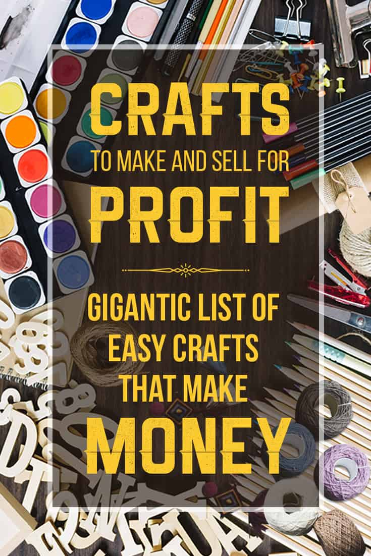 10 Most Recommended Arts And Crafts Ideas To Sell crafts to make and sell for profit 200 craft ideas 2020