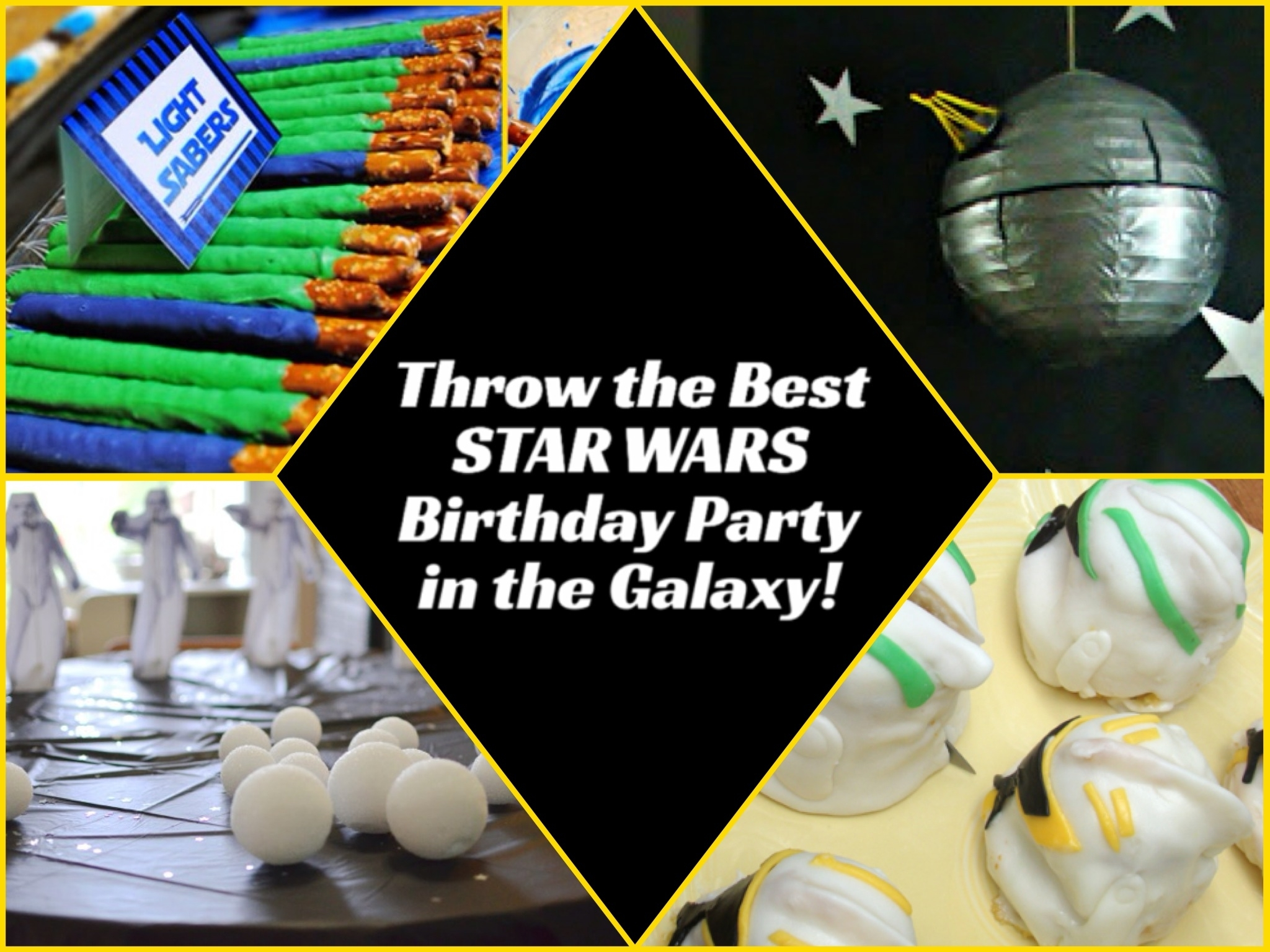 10 Lovely Star Wars Birthday Party Ideas %name 2020