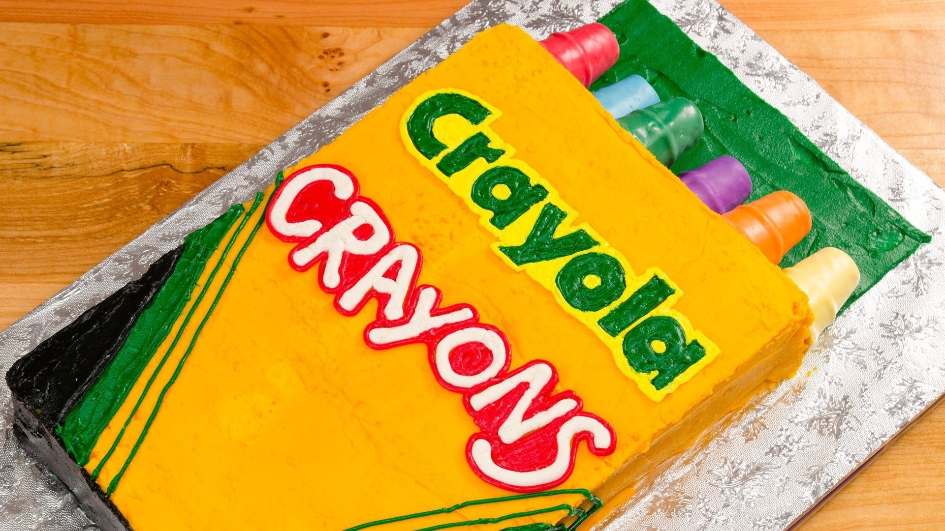 10 Best Back To School Cake Ideas crayola crayons cake back to school from cookies cupcakes and