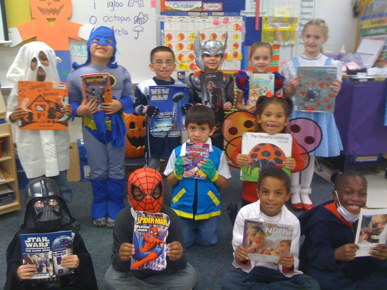 crayon bits - a first grade blog: storybook character dress-up day