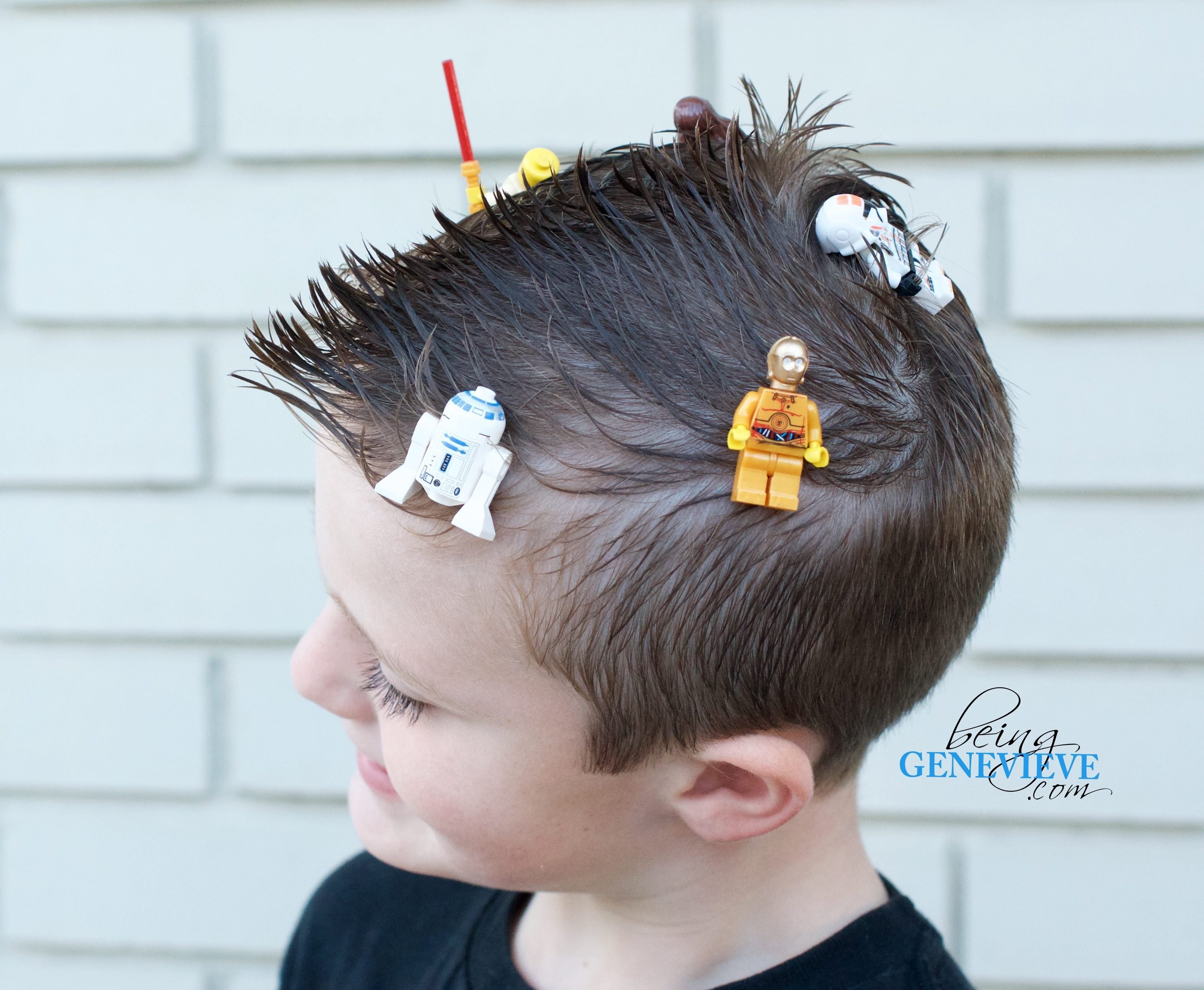 10 Elegant Crazy Hair Ideas For Boys crazy awesome lego hair being genevieve