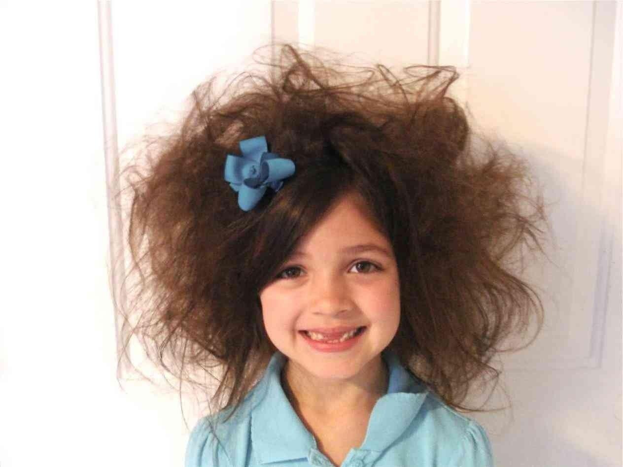 10 Wonderful Easy Crazy Hair Day Ideas For Girls