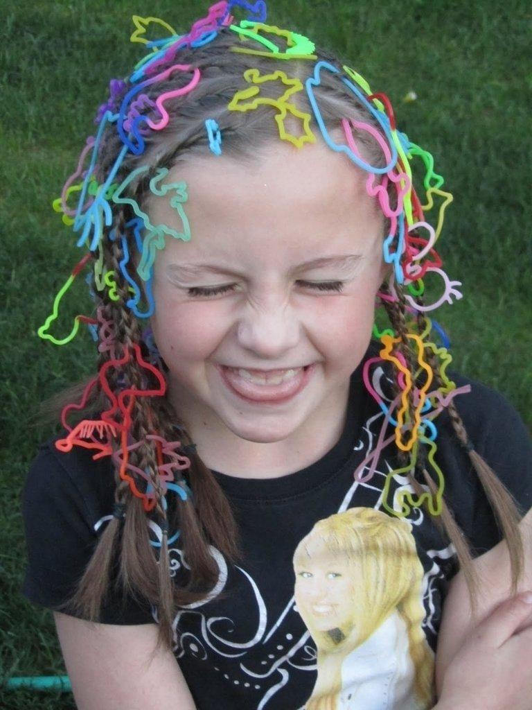 10 Elegant Crazy Hair Day Ideas For Long Hair crazy haircuts for long hair 1000 ideas about crazy hair on 1