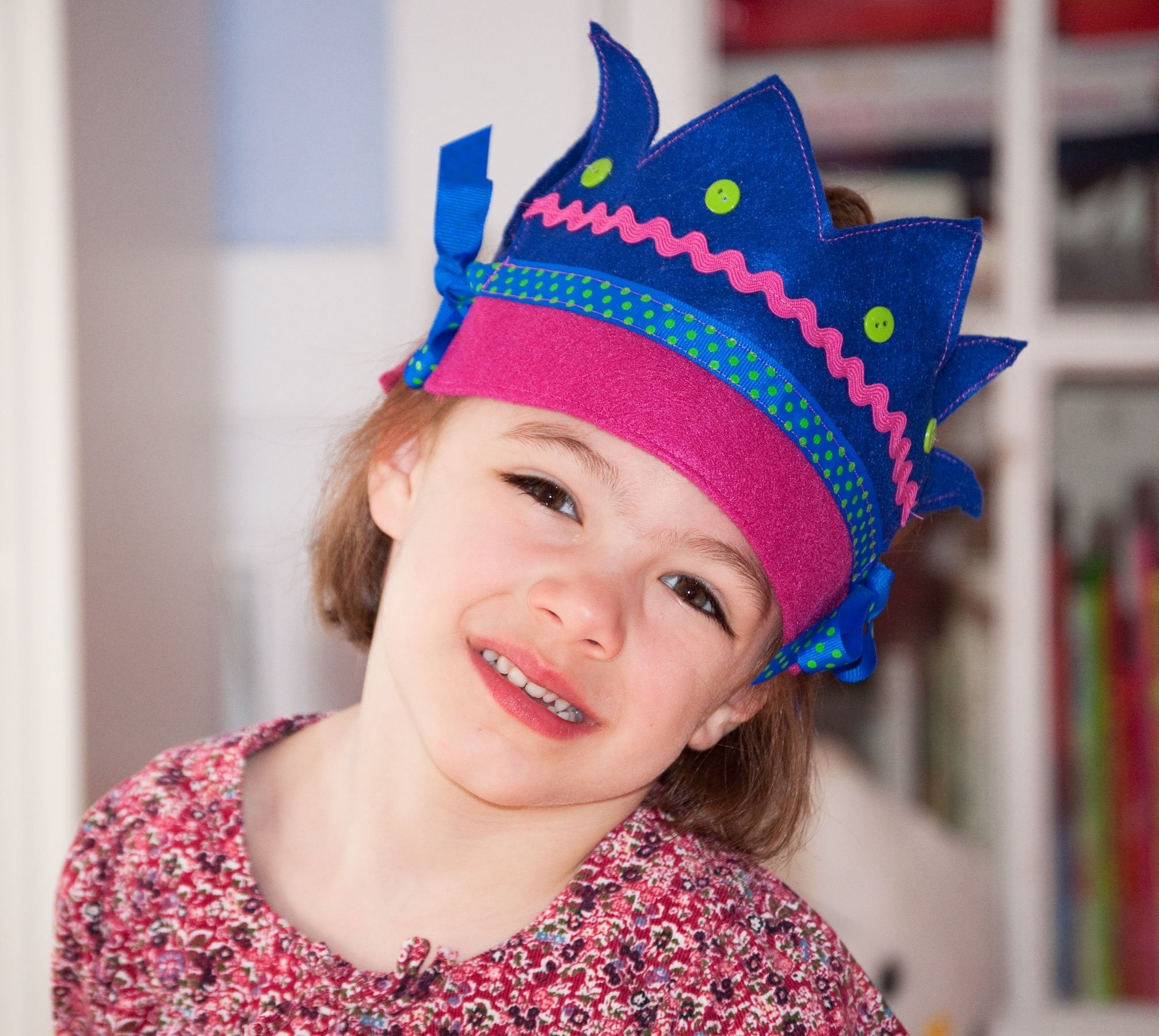 10 Fantastic Crazy Hat Ideas For Kids crazy hat day adventures of the fitzpatrick5