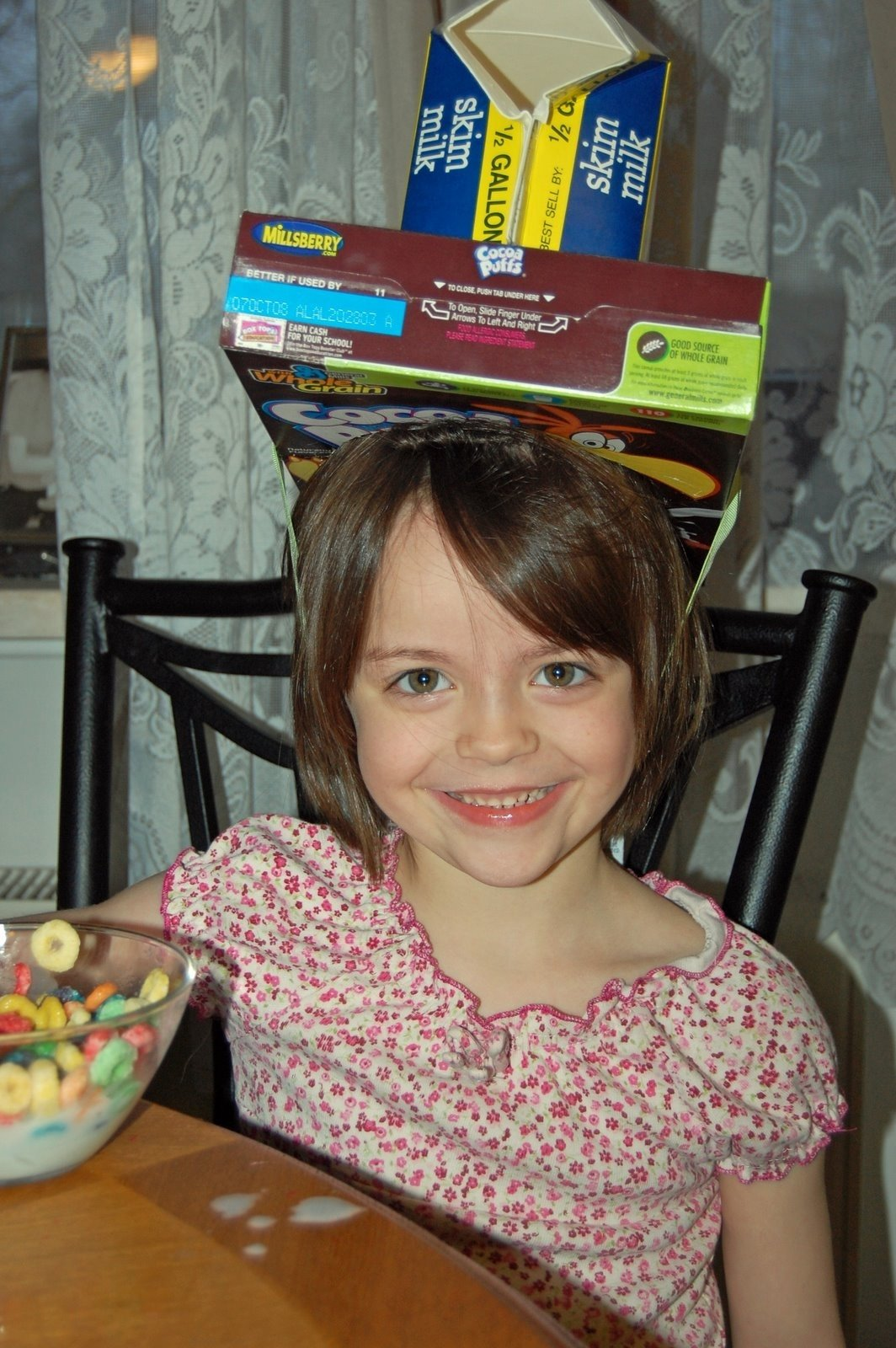 10 Fantastic Crazy Hat Ideas For Kids crazy hat day and friday night britts blog