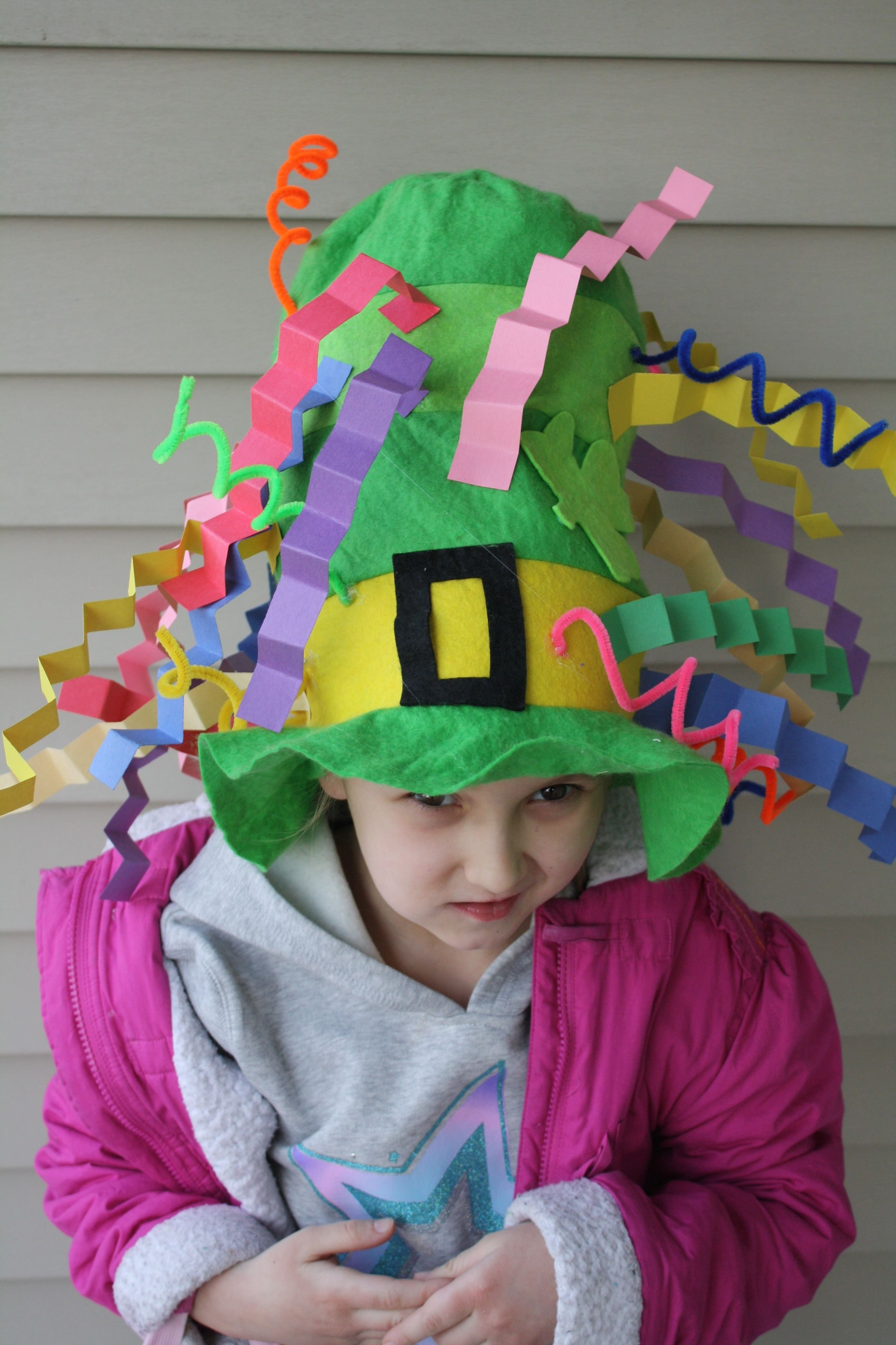 10 Fantastic Crazy Hat Ideas For Kids crazy hat day crazy hat day ideas for school happy mad hatter