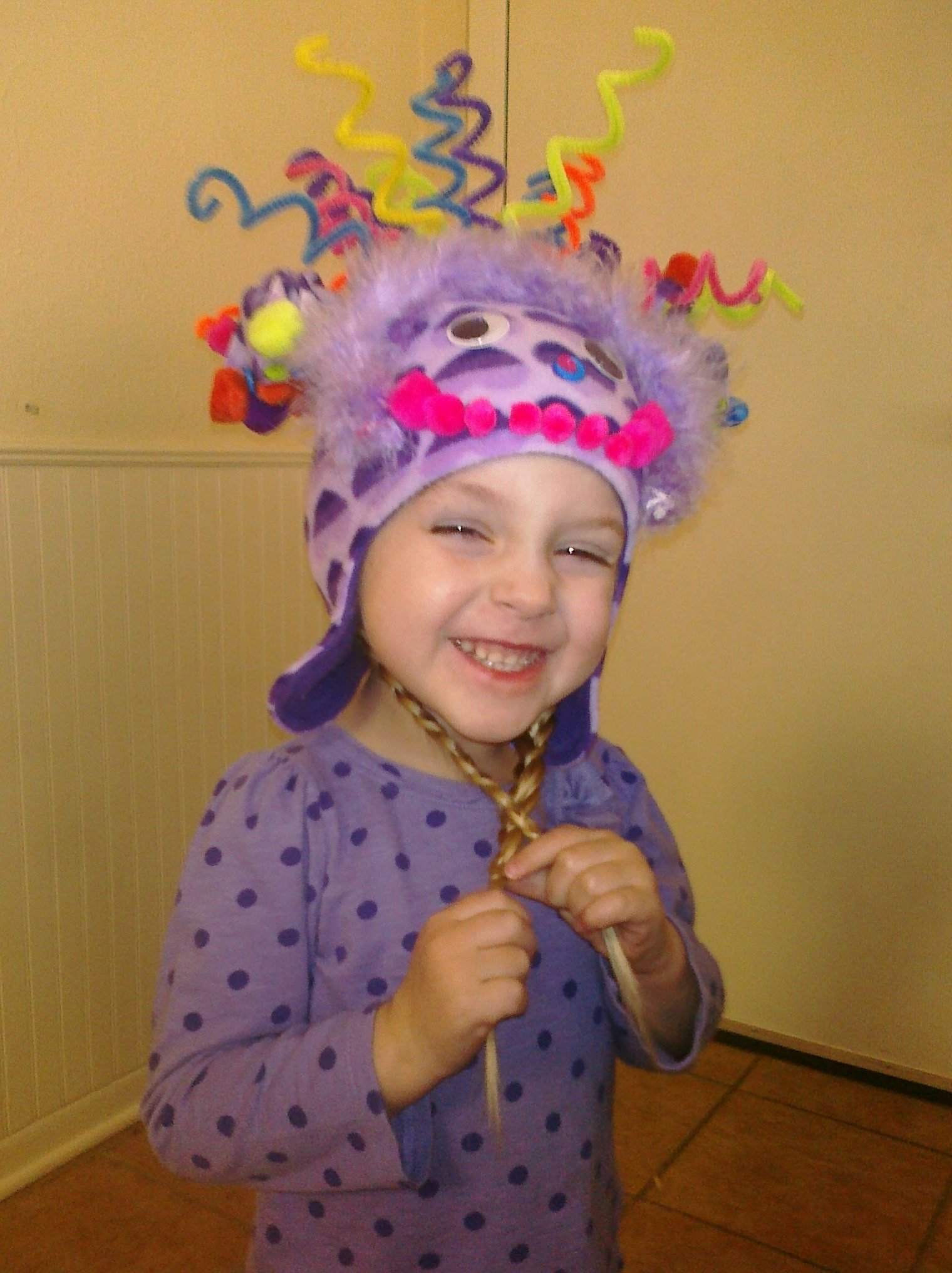 10 Fantastic Crazy Hat Ideas For Kids crazy hat for the girls pinterest silly hats wacky