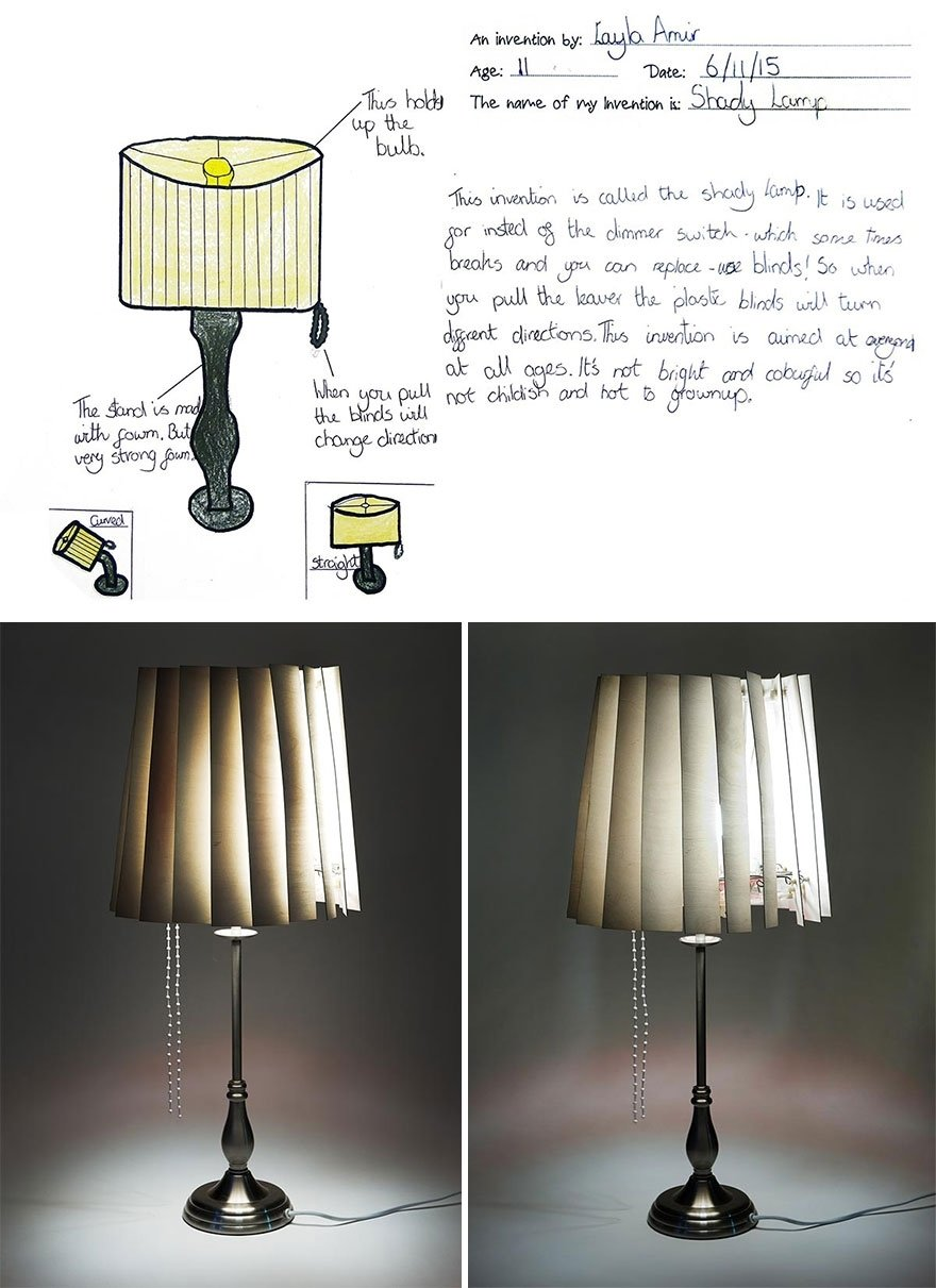 10 Stylish Have An Idea For An Invention crazy kids inventions turned into real products 15 pics bored panda 11 2021