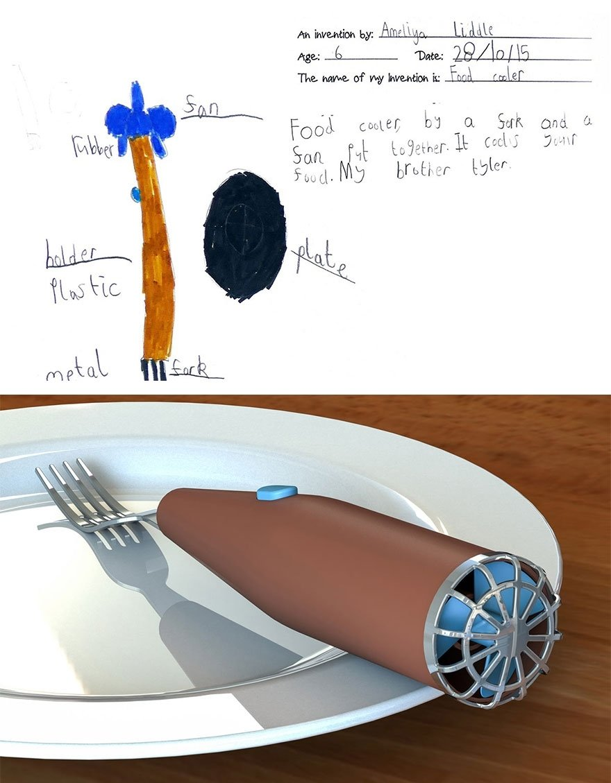 10 Attractive I Have An Invention Idea crazy kids inventions turned into real products 15 pics bored panda 13 2020