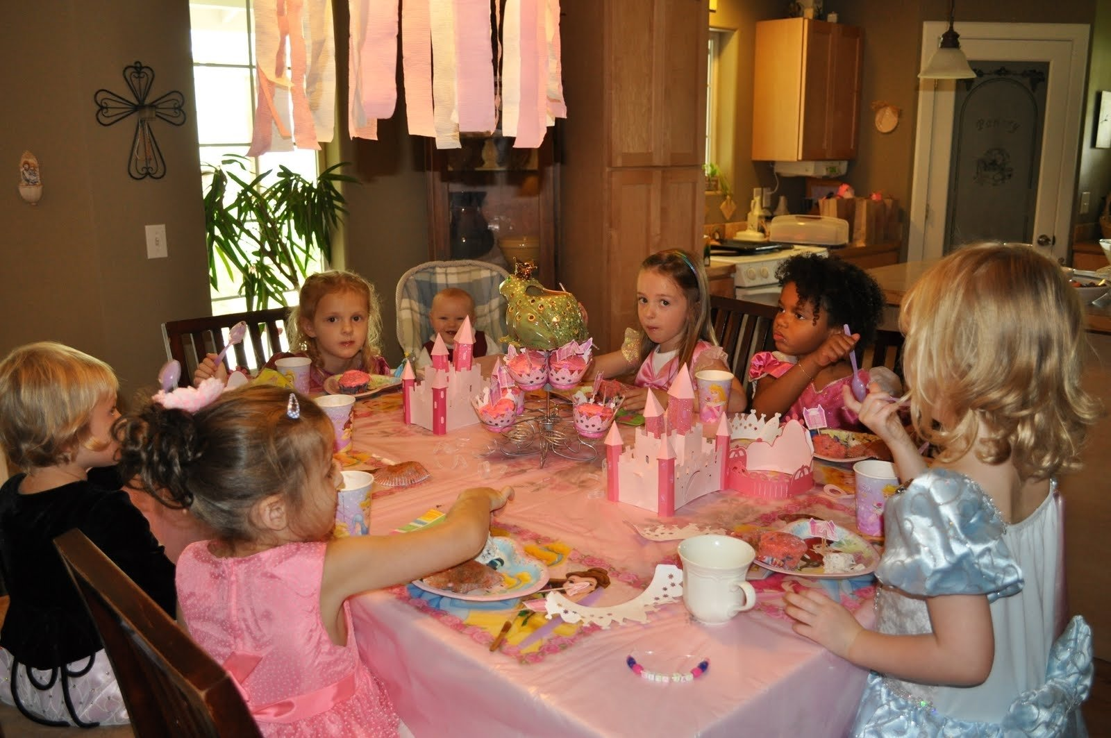10 Perfect Princess Party Ideas For 5 Year Old crazy like a fox princess luncheon birthday party 2021