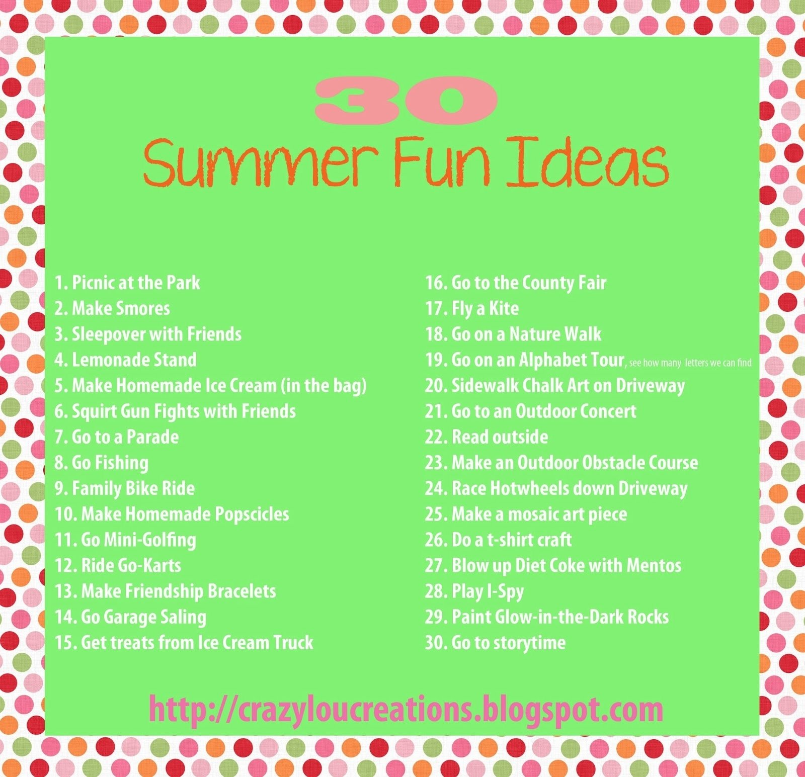 10 Most Recommended Summer Fun Ideas For Kids crazylou summer fun ideas to keep the kids busy 2020
