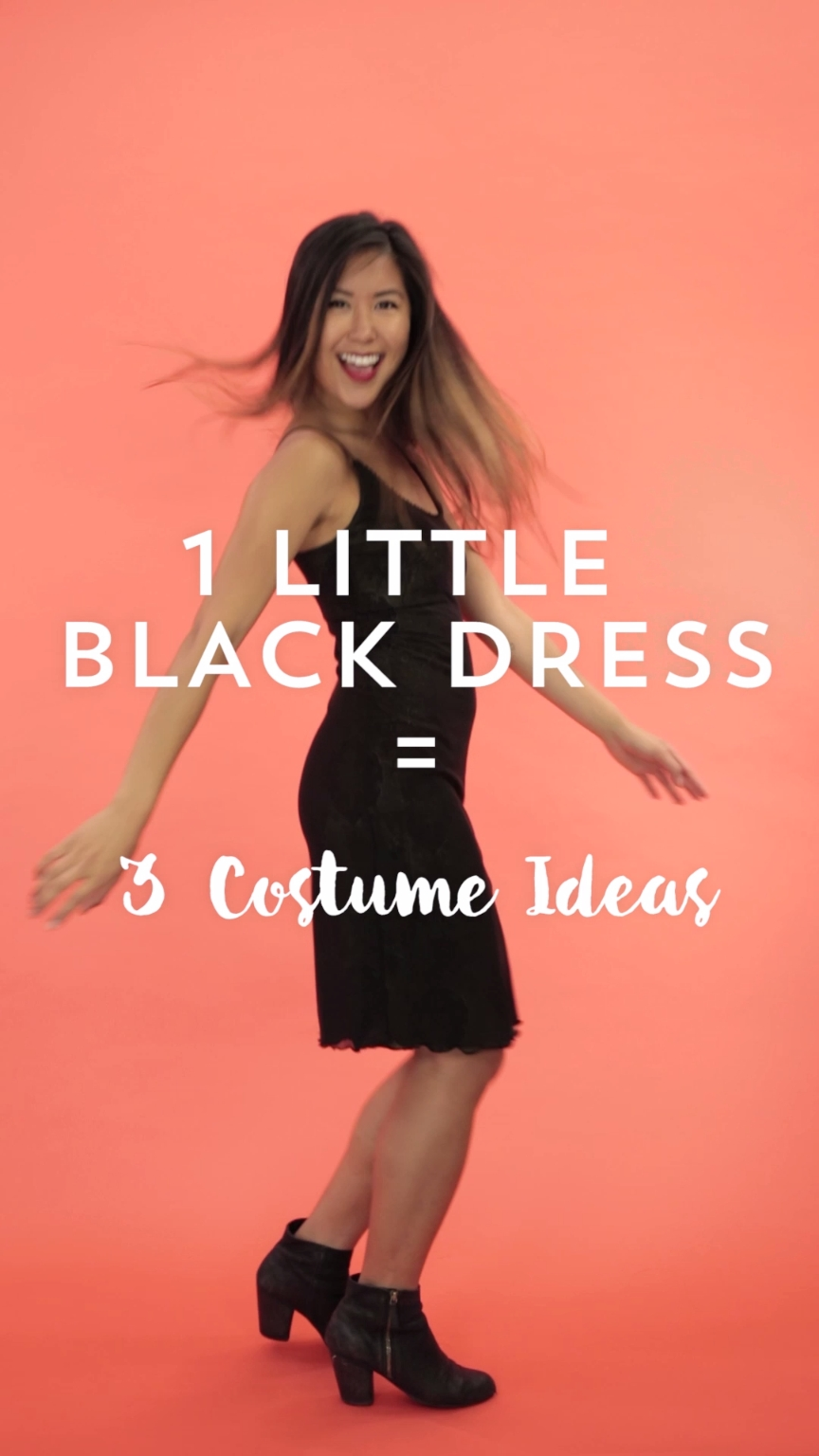 10 Stunning Last Minute Costume Ideas For Women create 3 different last minute halloween costumes a cat a flapper 1