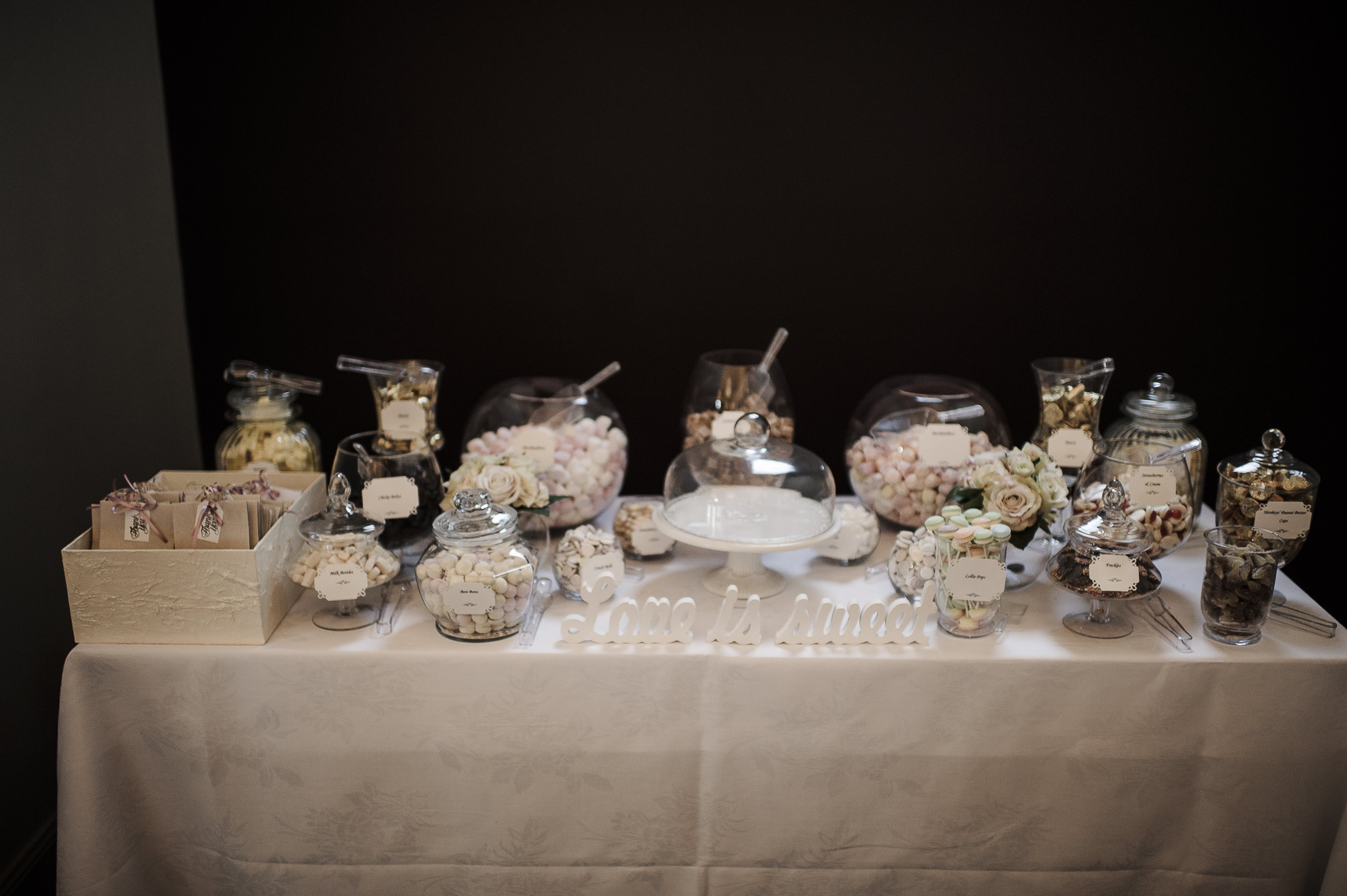 10 Perfect Candy Bar Ideas For Wedding create a candy bar for your wedding guests two loves studio 2020