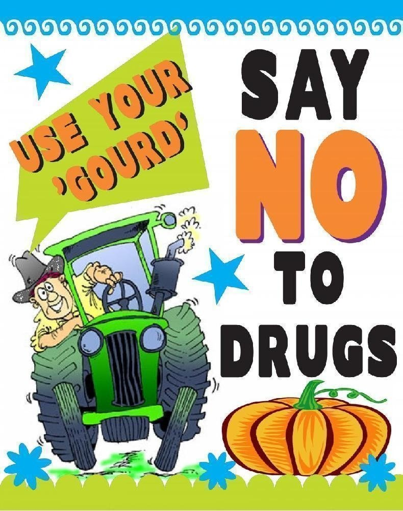 10 Stylish Say No To Drugs Poster Ideas create a fall poster say no to drugs poster ideas