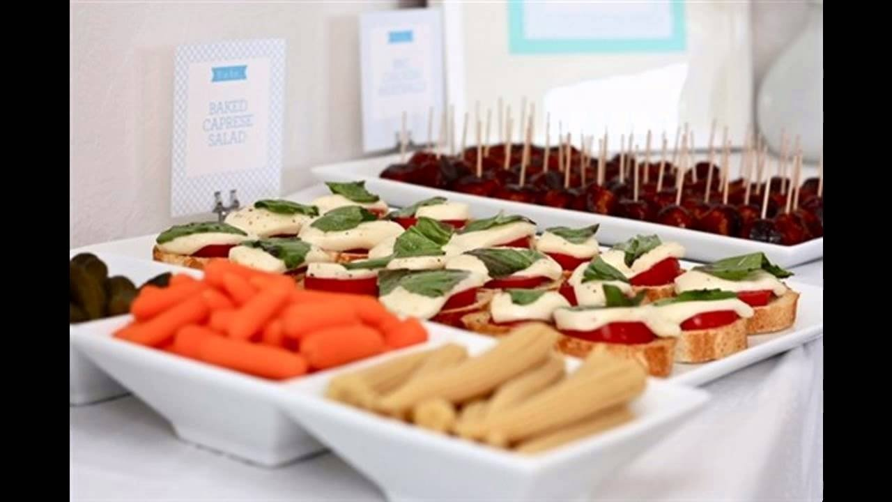 10 Gorgeous Creative Baby Shower Food Ideas creative baby shower food ideas on a budget youtube 1