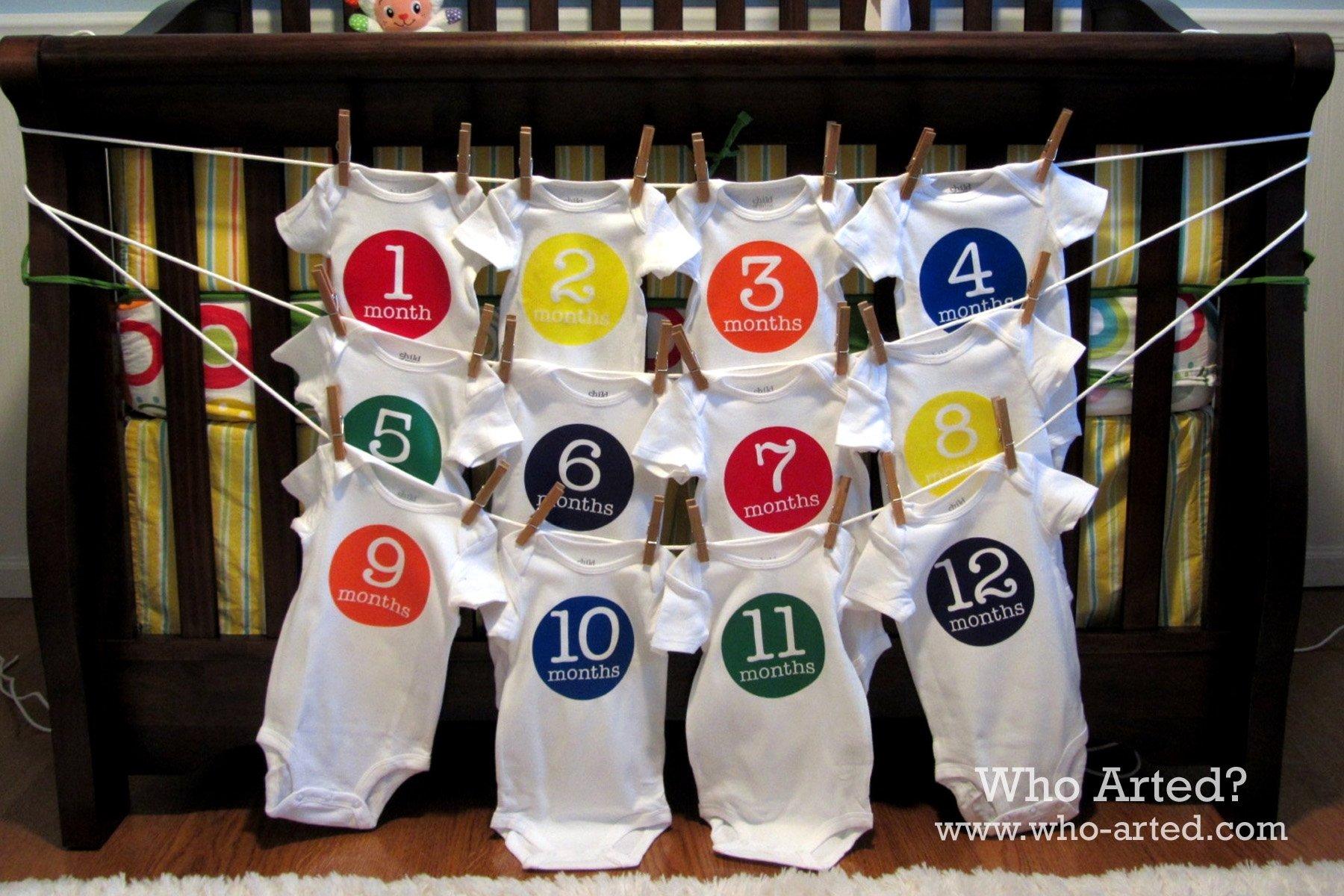 10 Amazing Creative Baby Shower Gift Ideas