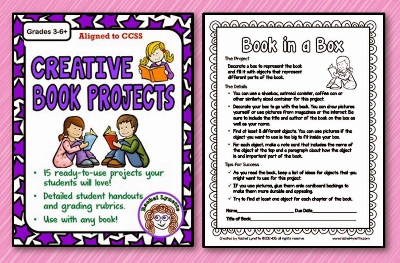 10 Elegant Middle School Book Report Ideas creative book reports for high school homework academic service 2021