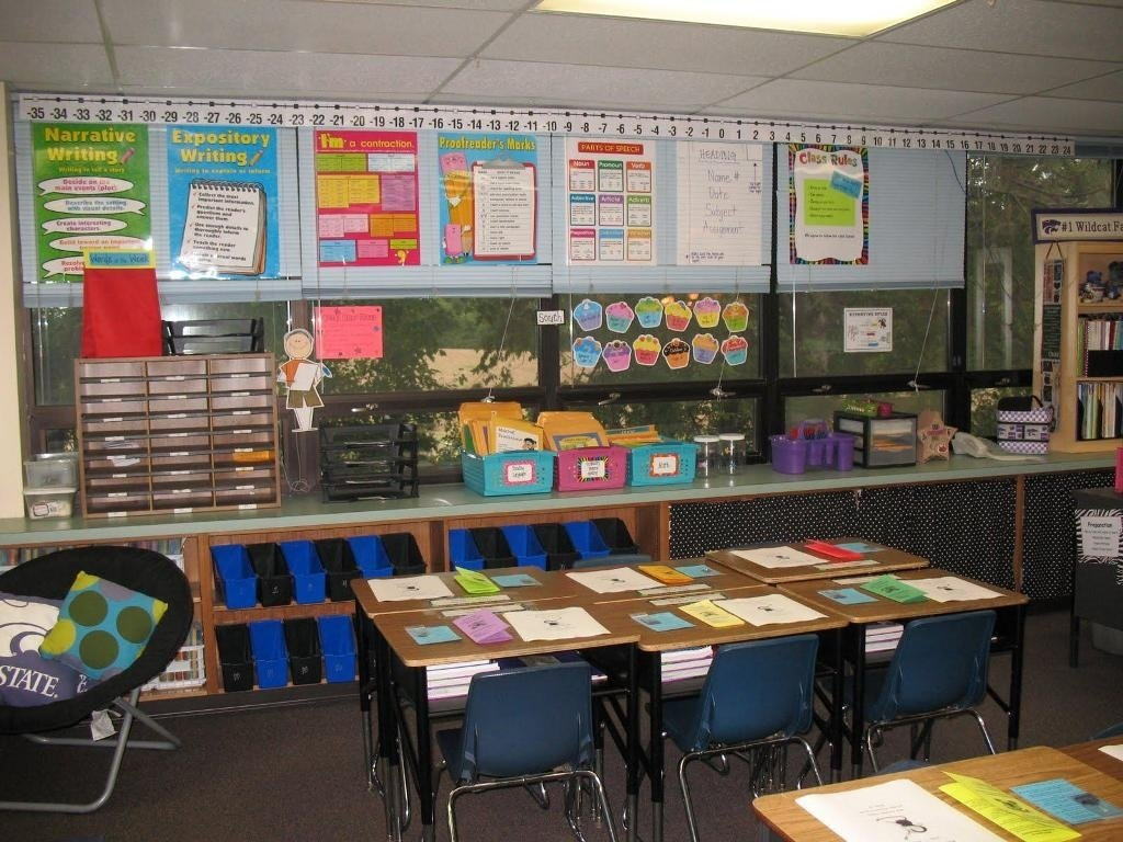 creative classroom decorating ideas for middle school – deboto home