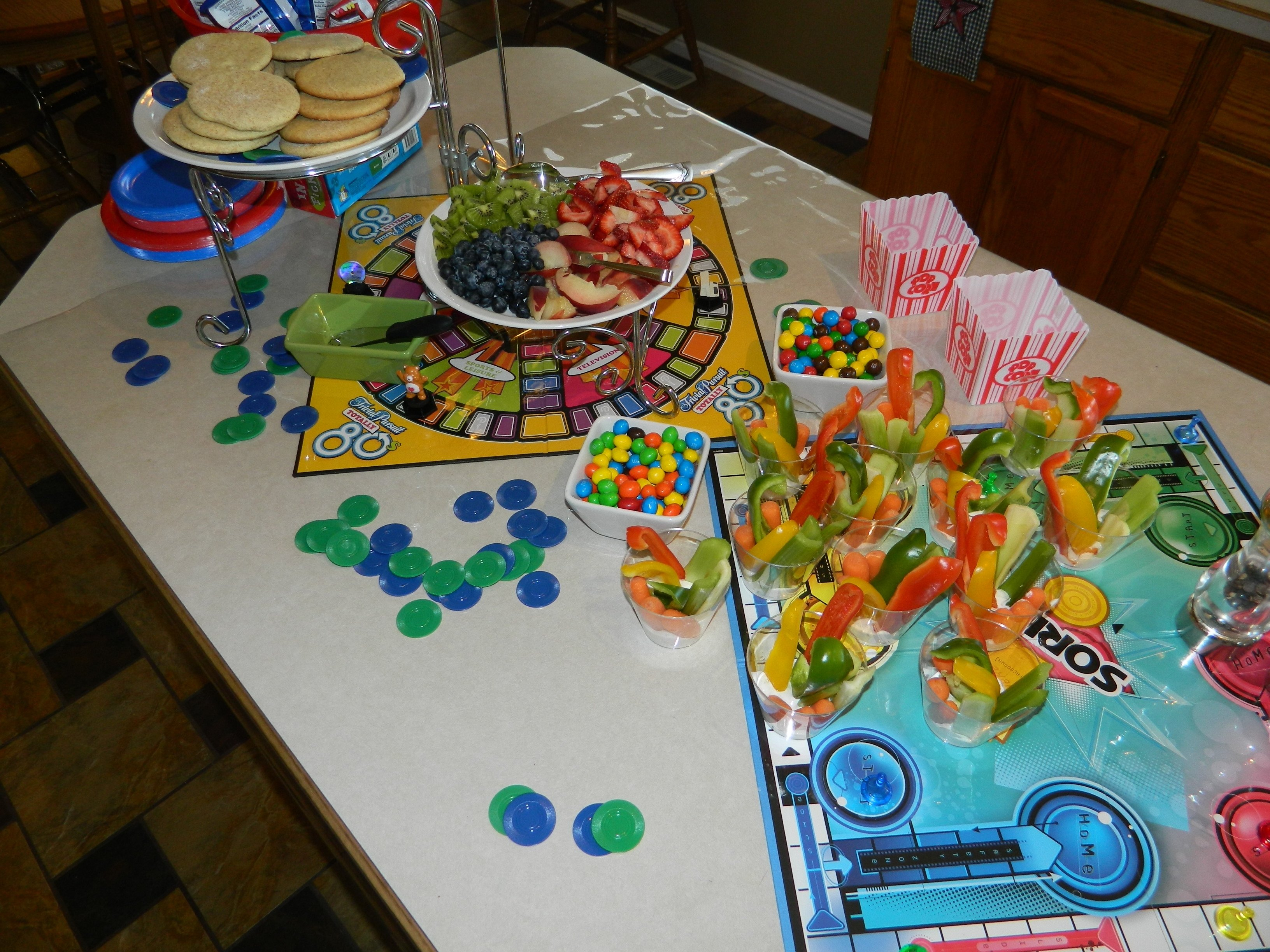 10 Attractive Ideas For A Board Game creative designs board game birthday party ideas themed oh what fun