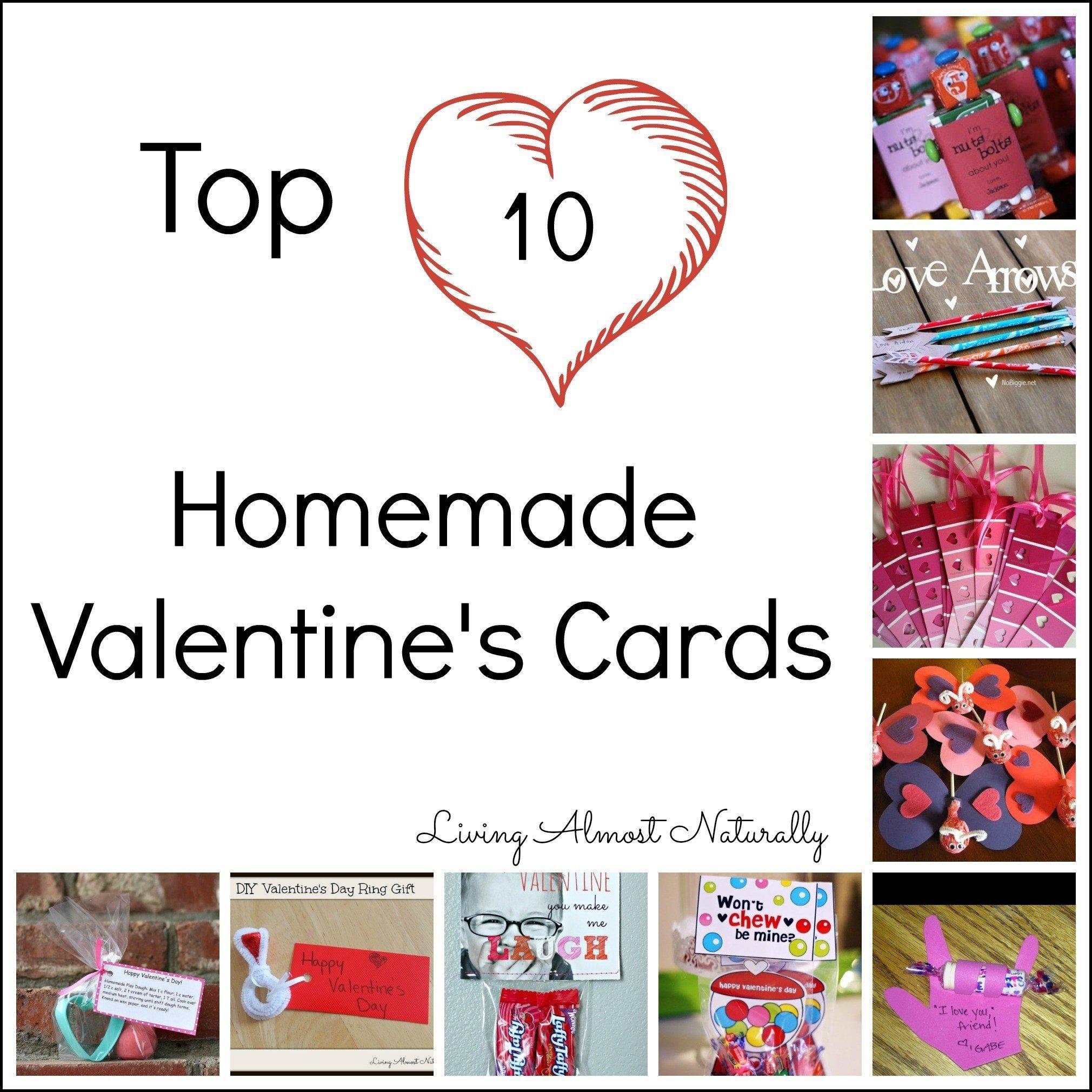 Imágenes de Homemade Valentine Card Ideas For Boyfriend