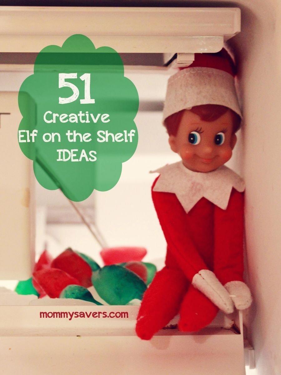 10 Stunning Elf On The Shelf Creative Ideas creative elf on the shelf ideas for your own sneaky elf 1 2020