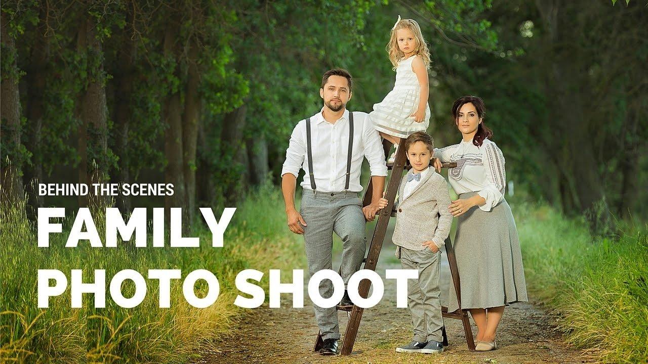 10 Stylish Family Photo Shoot Ideas Outdoors creative family photo shoot with props family photo ideas 2021