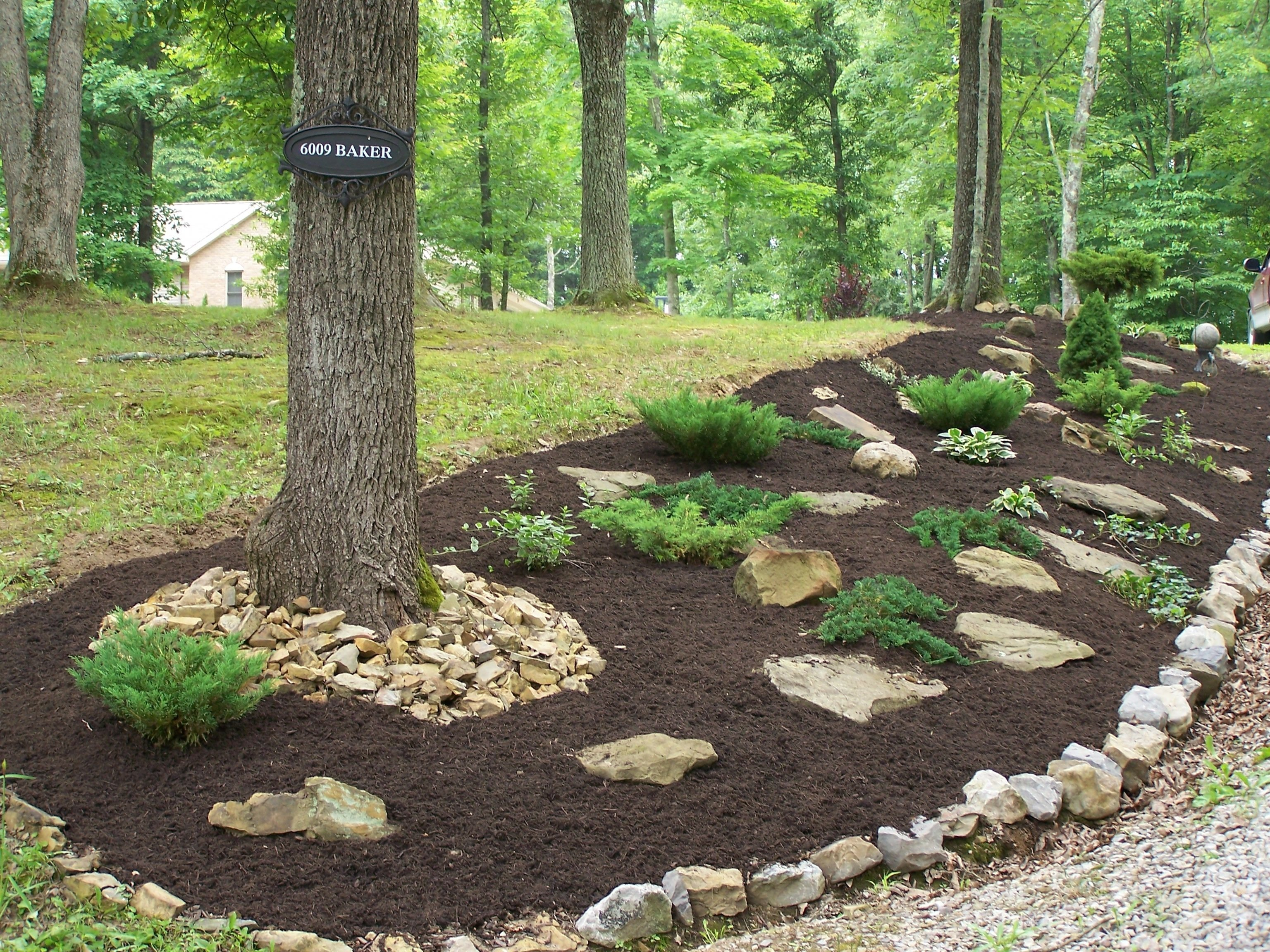 10 Lovable Landscape Ideas For A Slope creative fencing on a hillside backyard landscaping for perfect 2021