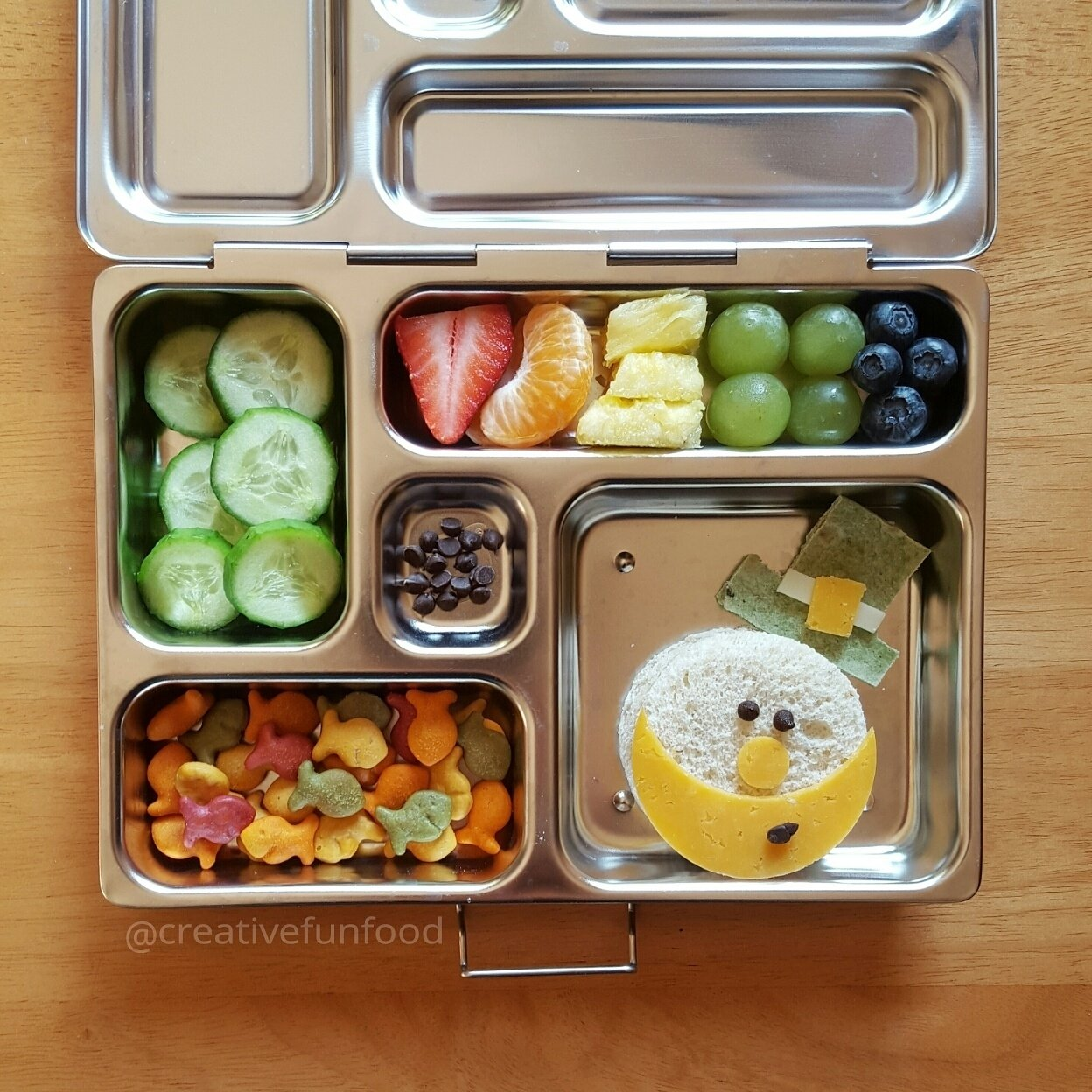 10 Ideal Lunch Ideas For 1 Year Old creative food 1 2020