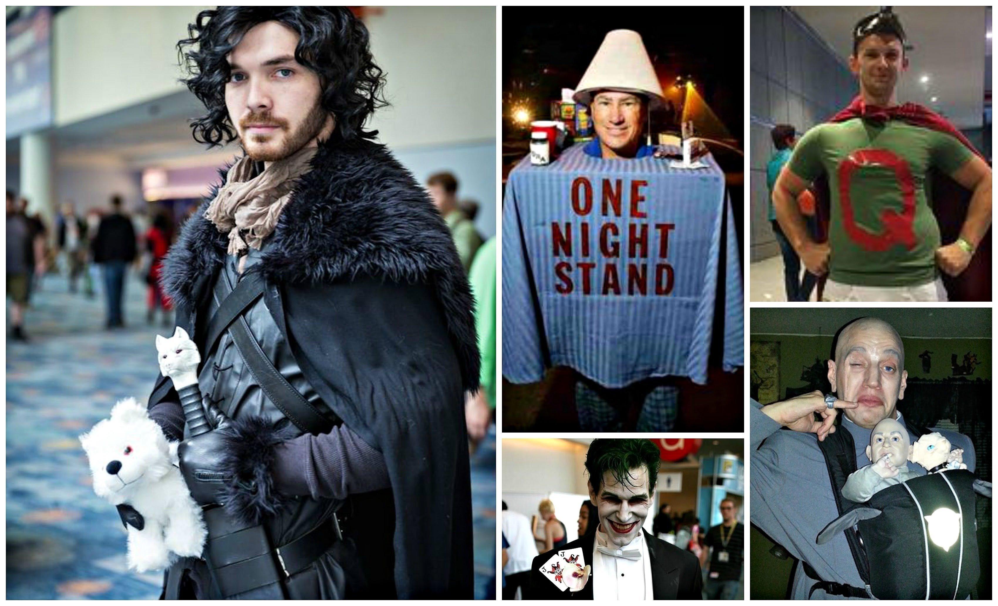 10 Wonderful Quick Costume Ideas For Men creative funny halloween costume ideas for men youtube 12 2021