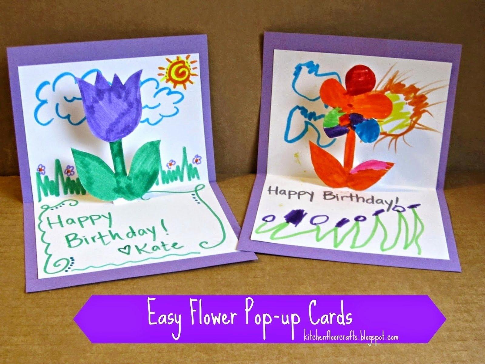 10 Unique Ideas For Handmade Birthday Cards creative handmade birthday card ideas awesome birthday cards ideas 2021