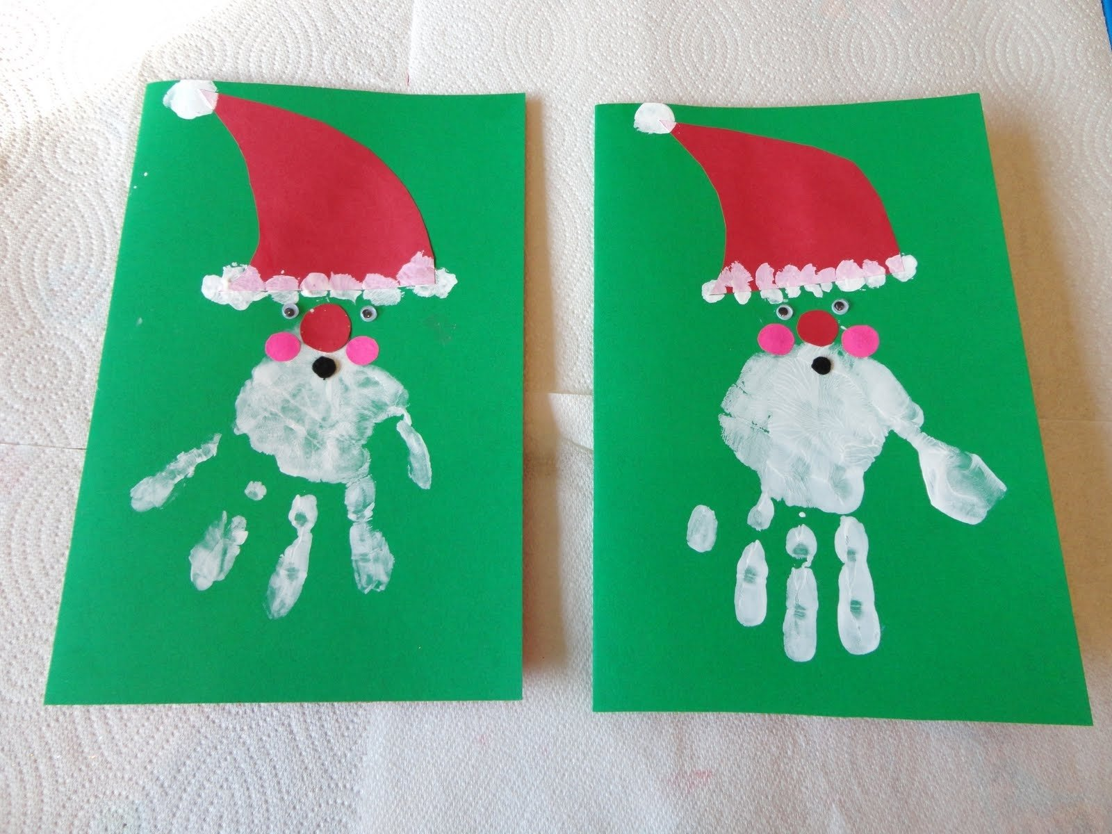 creative handmade card ideas for christmas godfather style kids to