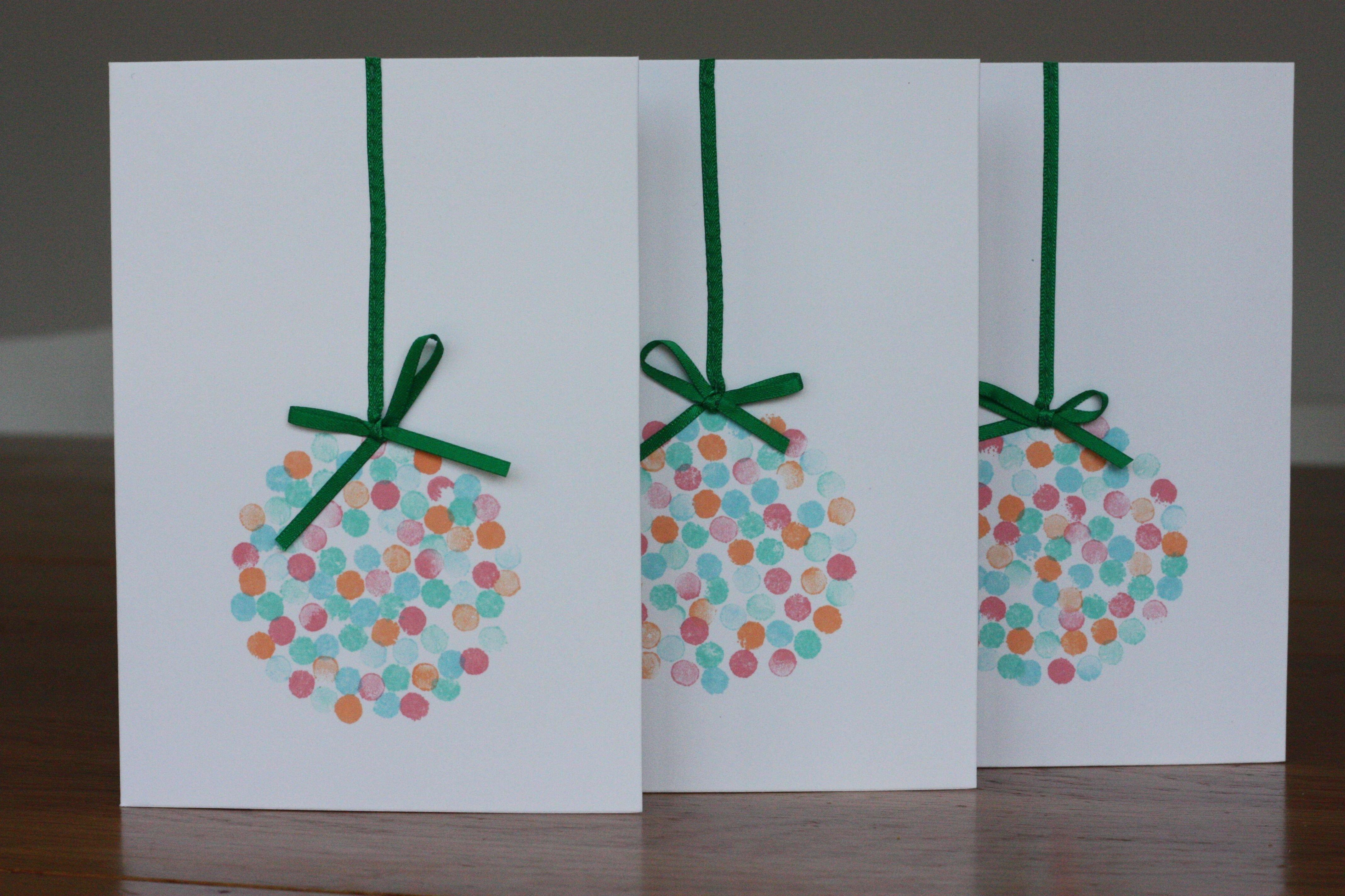 creative handmade card ideas for christmas | homemade christmas