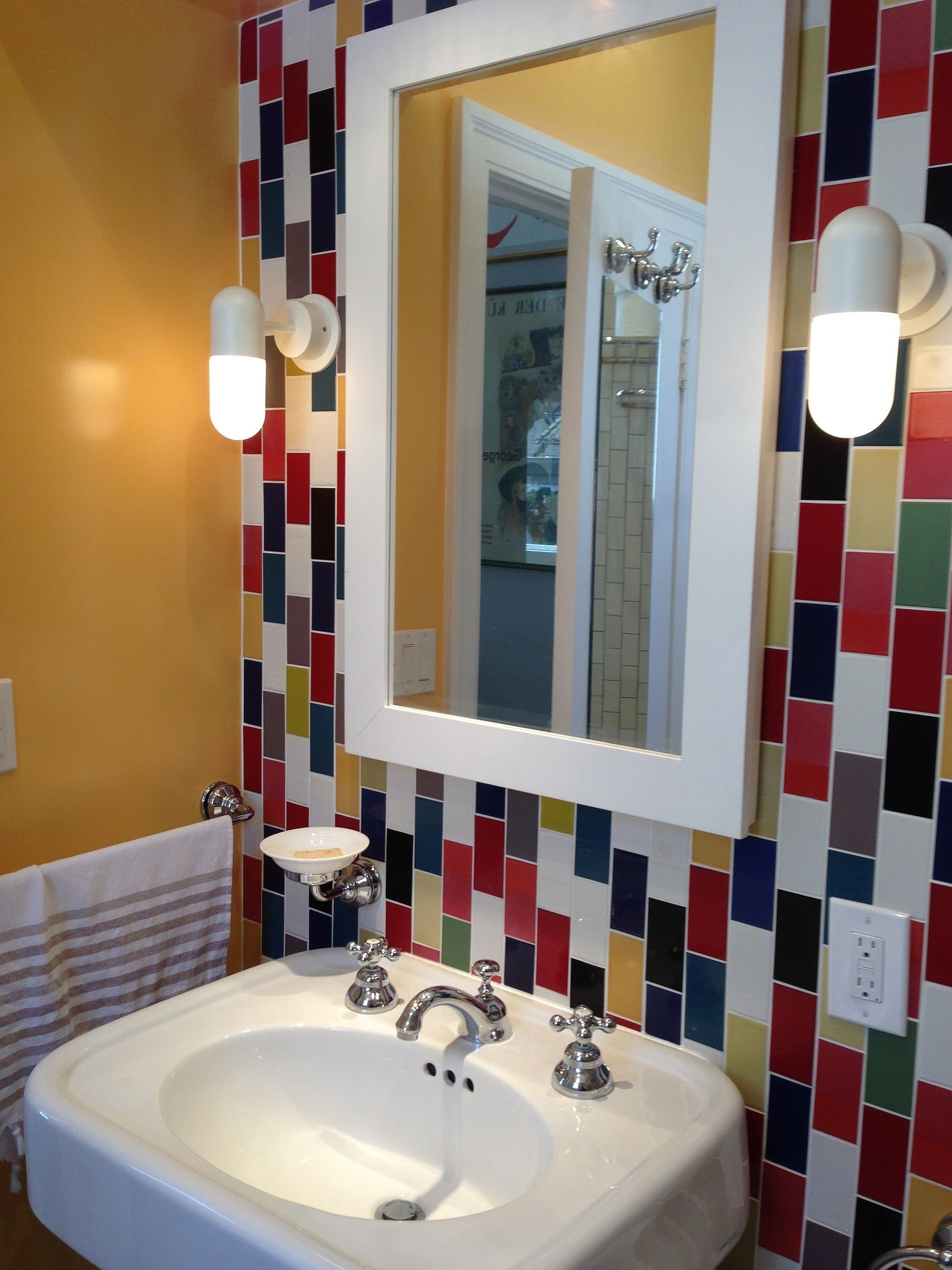 10 Most Popular Bathroom Wall Ideas On A Budget creative home decorating ideas on a budget design office for your 2021