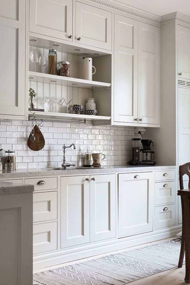 creative kitchen cabinet color ideas - check the picture for various