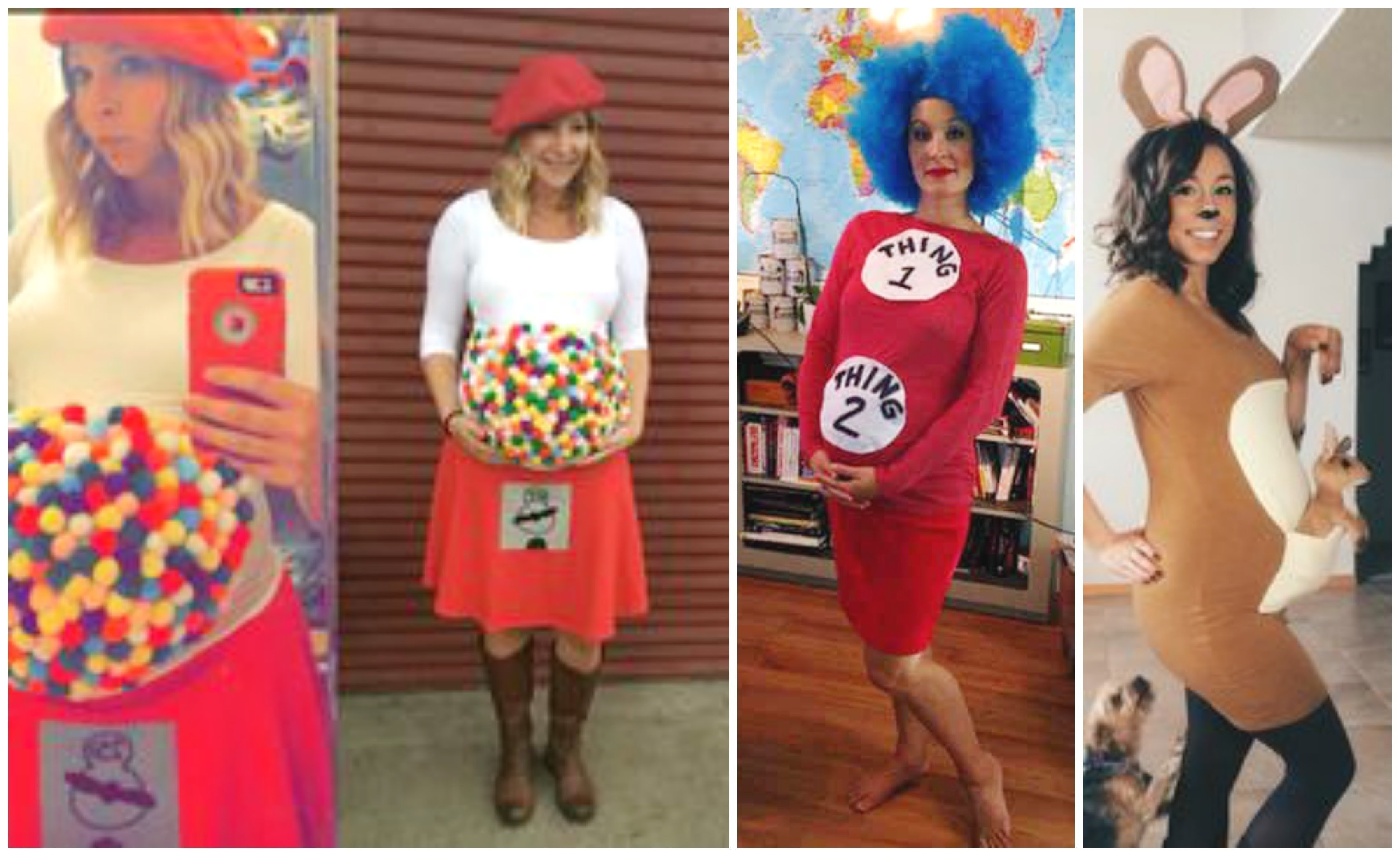 creative maternity halloween costume ideas | costume ideas for