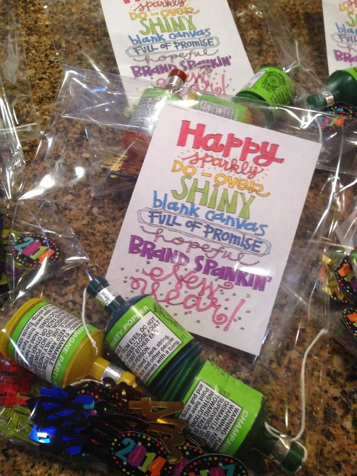 10 Stunning New Years Eve Gift Ideas creative party ideascheryl new years eve gift bags and new 2020