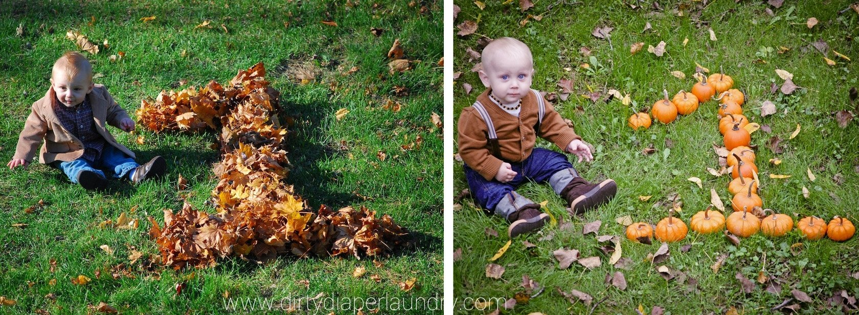 10 Great Fall Picture Ideas For Babies creative photo ideas for fall babies dirty diaper laundry 2020