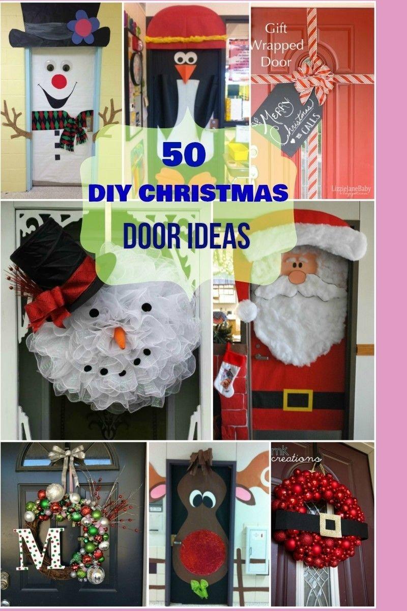 10 Great Classroom Christmas Door Decorating Ideas creative unique cute christmas door ideas best for classrooms 2020