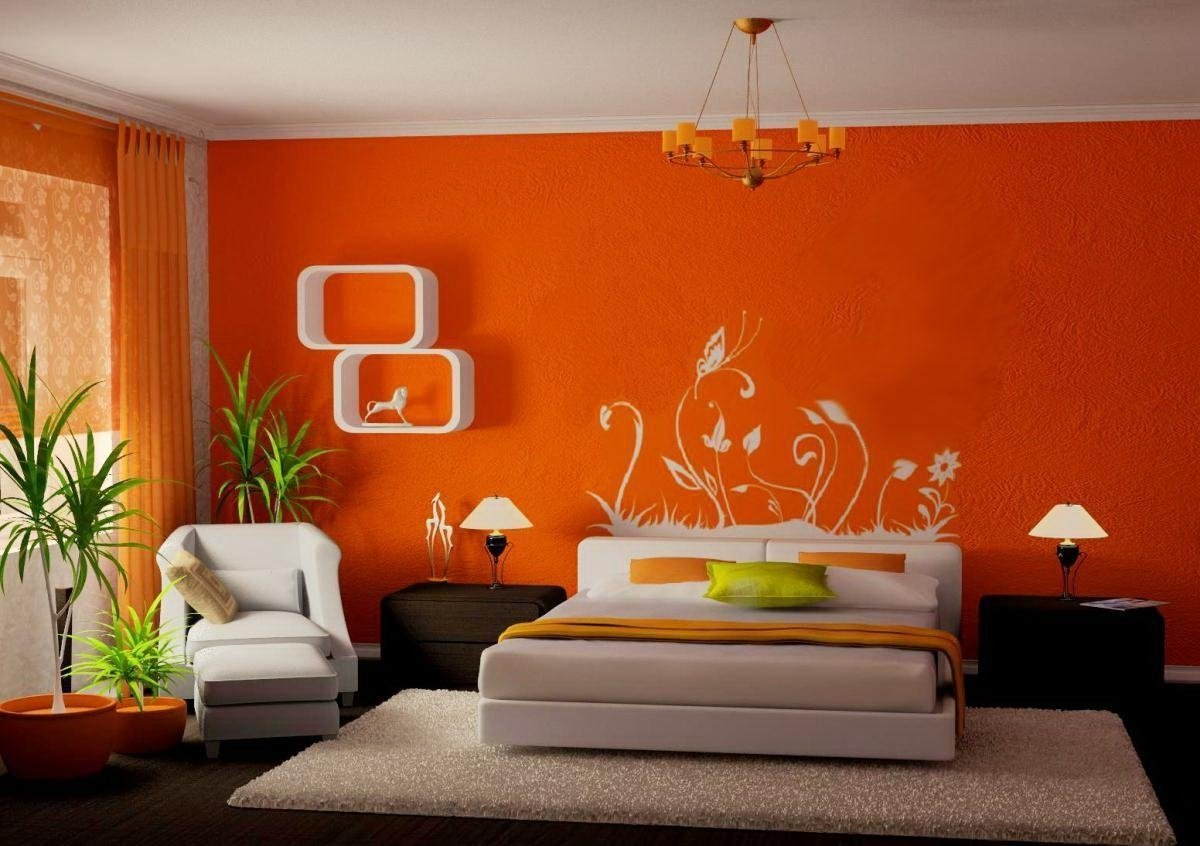 10 Stunning Wall Painting Ideas For Bedroom creative wall painting ideas for bedroom bedroom decorating ideas 1 2020
