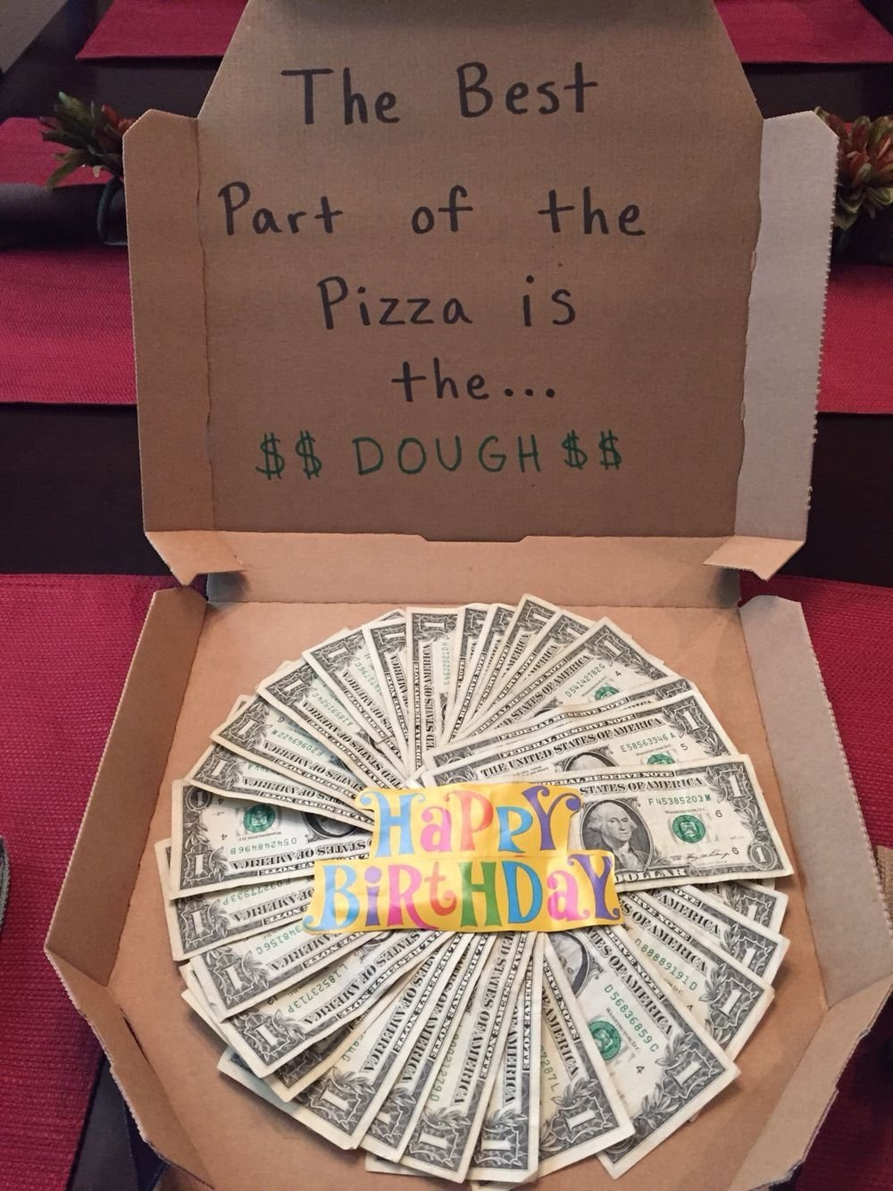 10 Attractive Awesome Birthday Ideas For Her creative way to give money as a birthday gift gifts and things 3 2020