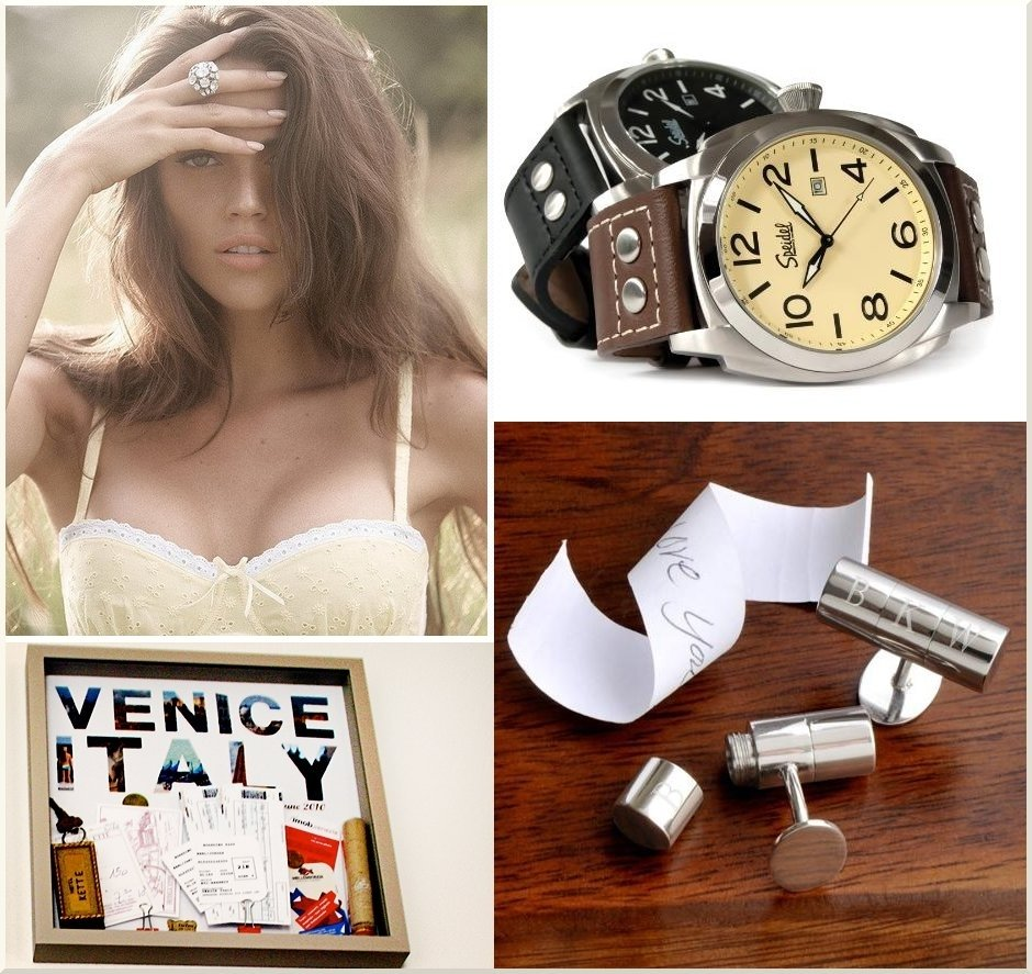 10 Pretty Bride Gift Ideas From Groom creative wedding gift ideas for brides and grooms 8 2021