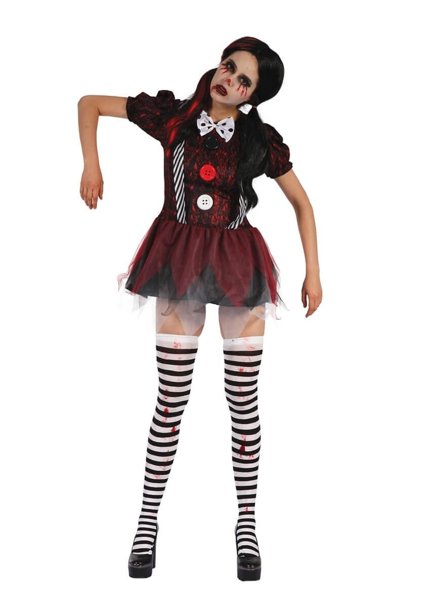 10 great creepy doll halloween costume ideas creepy doll dress escapade uk